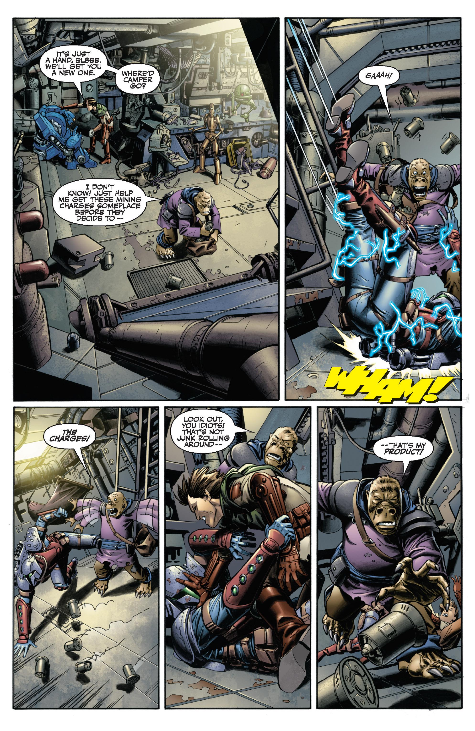 Read online Star Wars Omnibus comic -  Issue # Vol. 29 - 169
