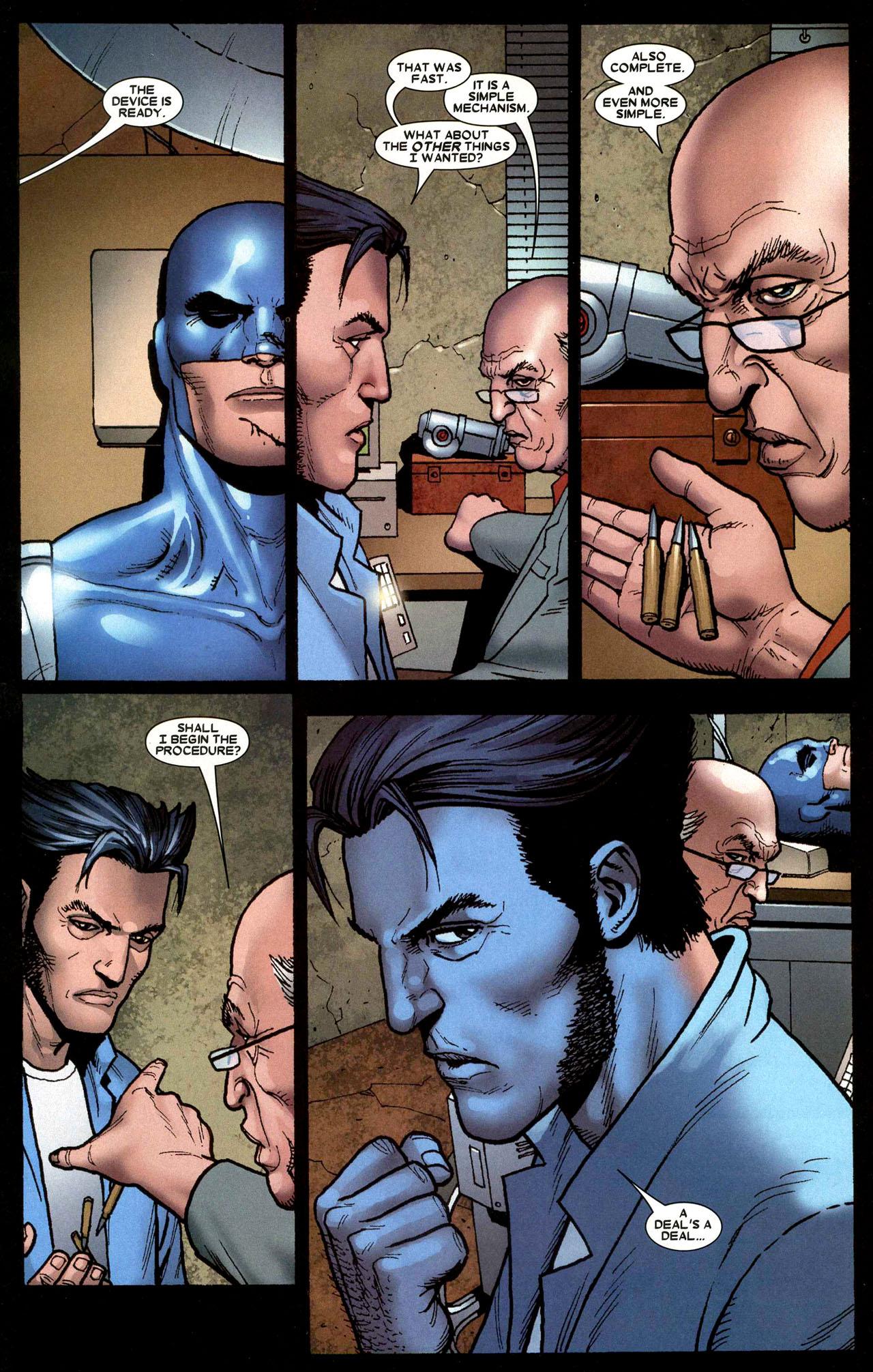 Read online Wolverine: Origins comic -  Issue #15 - 19