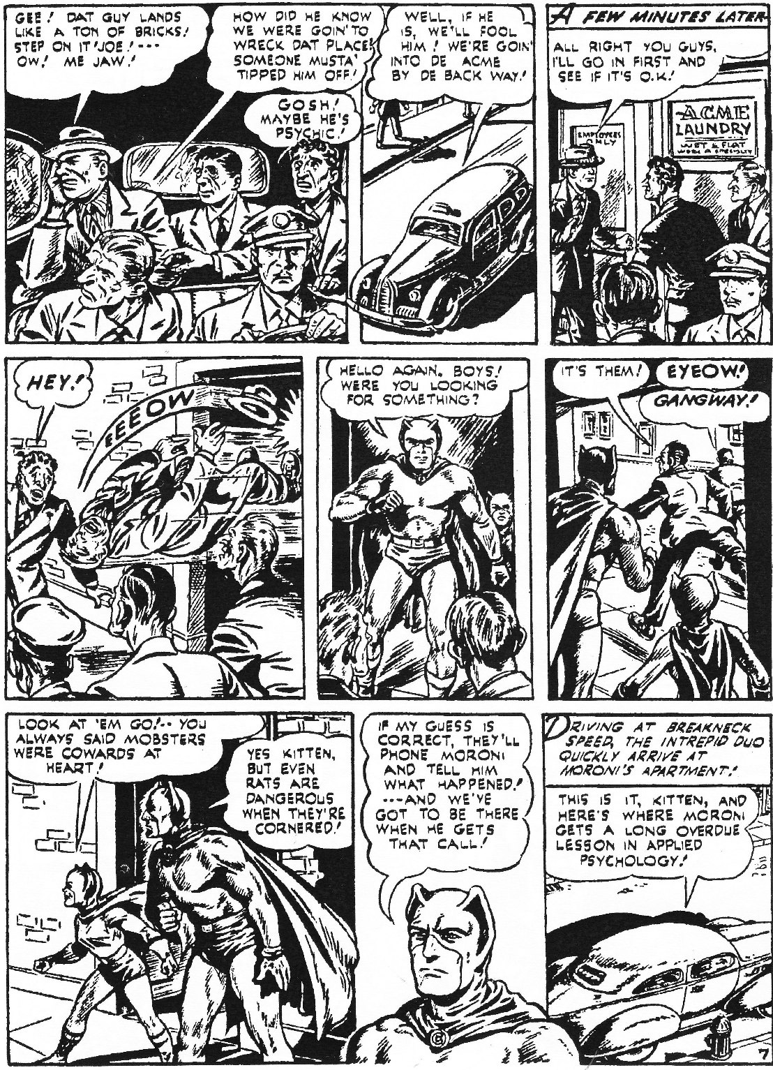 Read online Men of Mystery Comics comic -  Issue #70 - 10