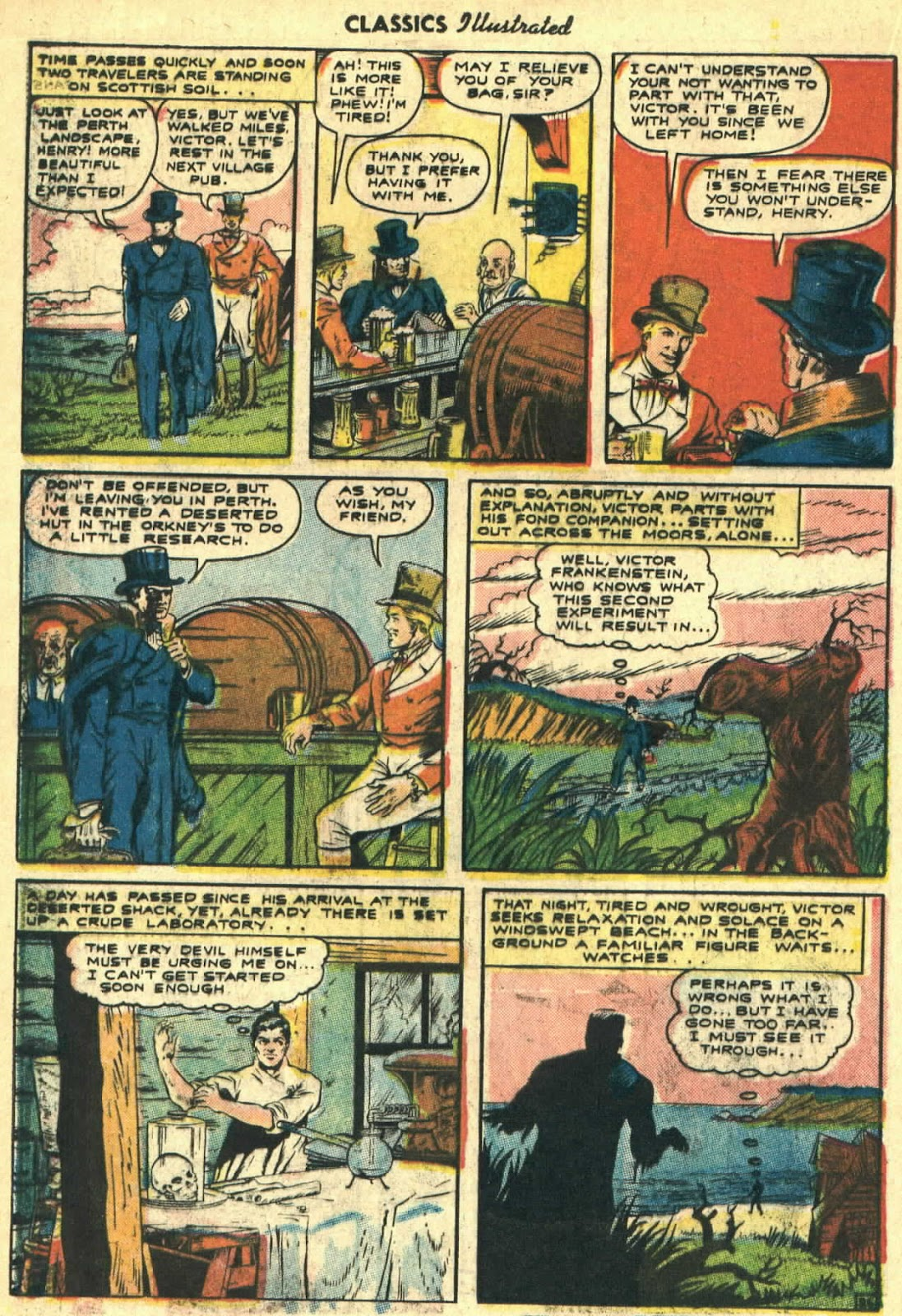 Classics Illustrated issue 26 - Page 28