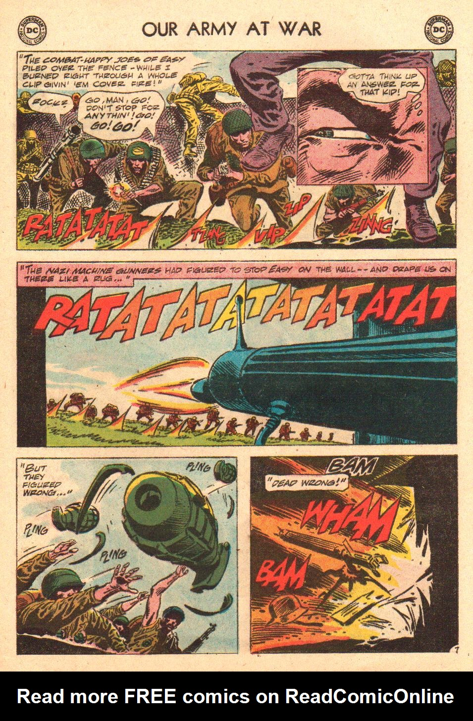 Our Army at War (1952) issue 97 - Page 9