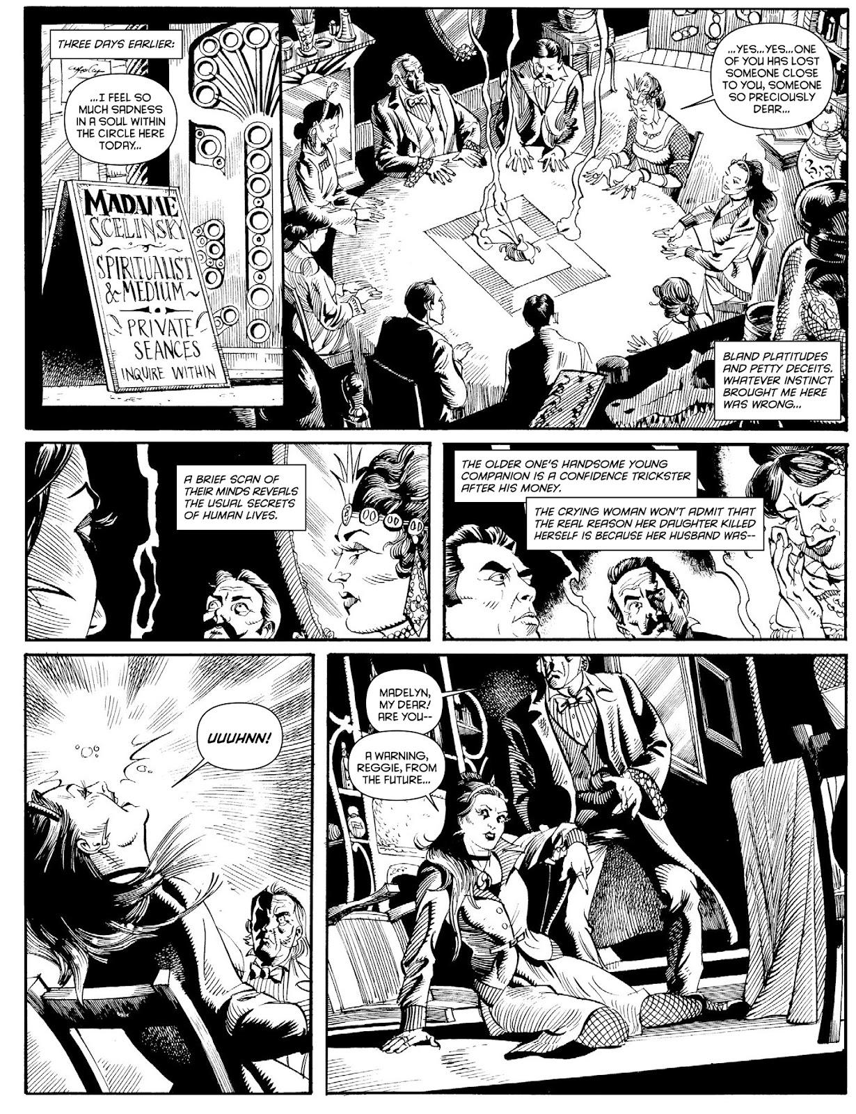 Judge Dredd Megazine (Vol. 5) issue 427 - Page 94