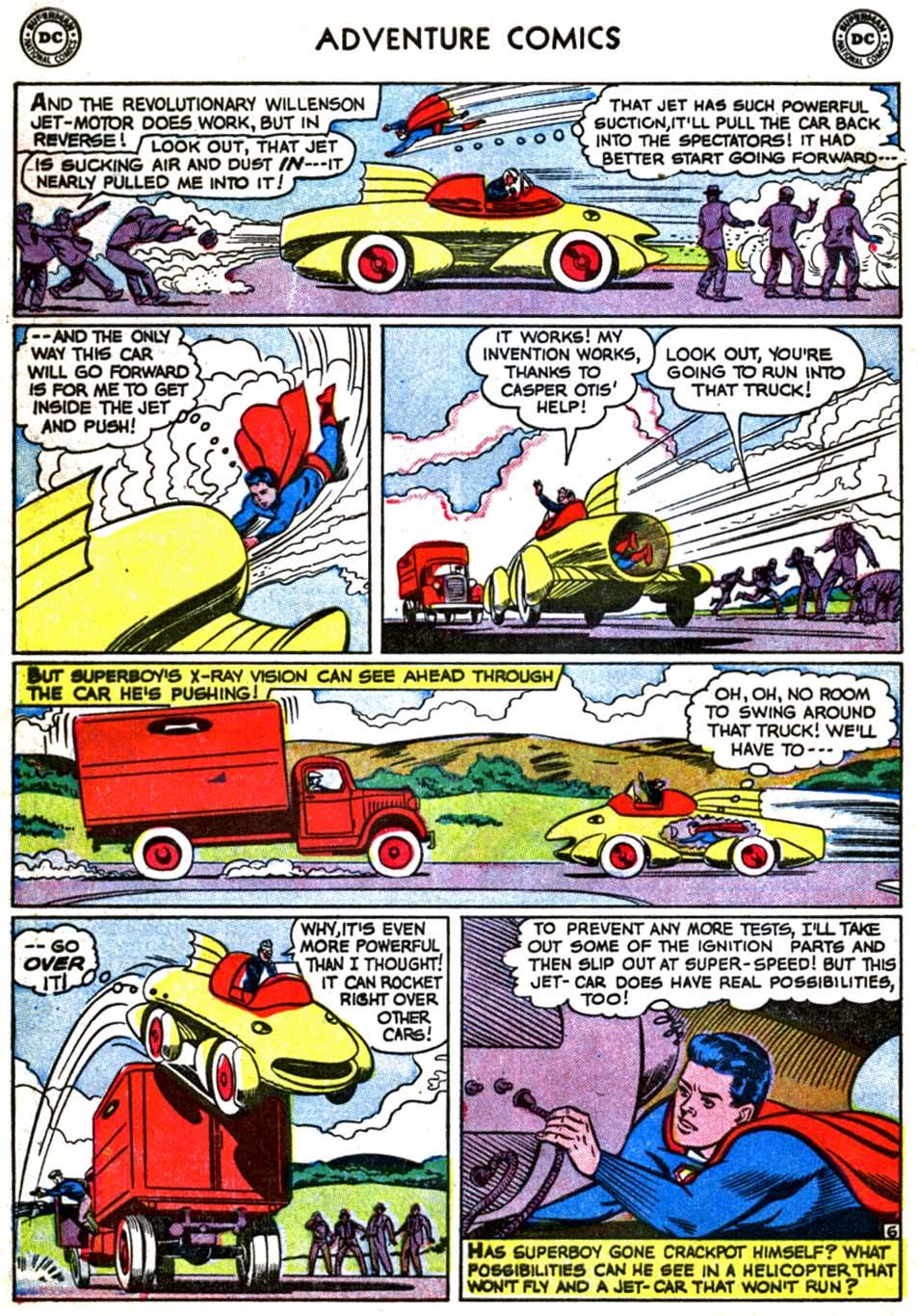 Read online Adventure Comics (1938) comic -  Issue #179 - 8
