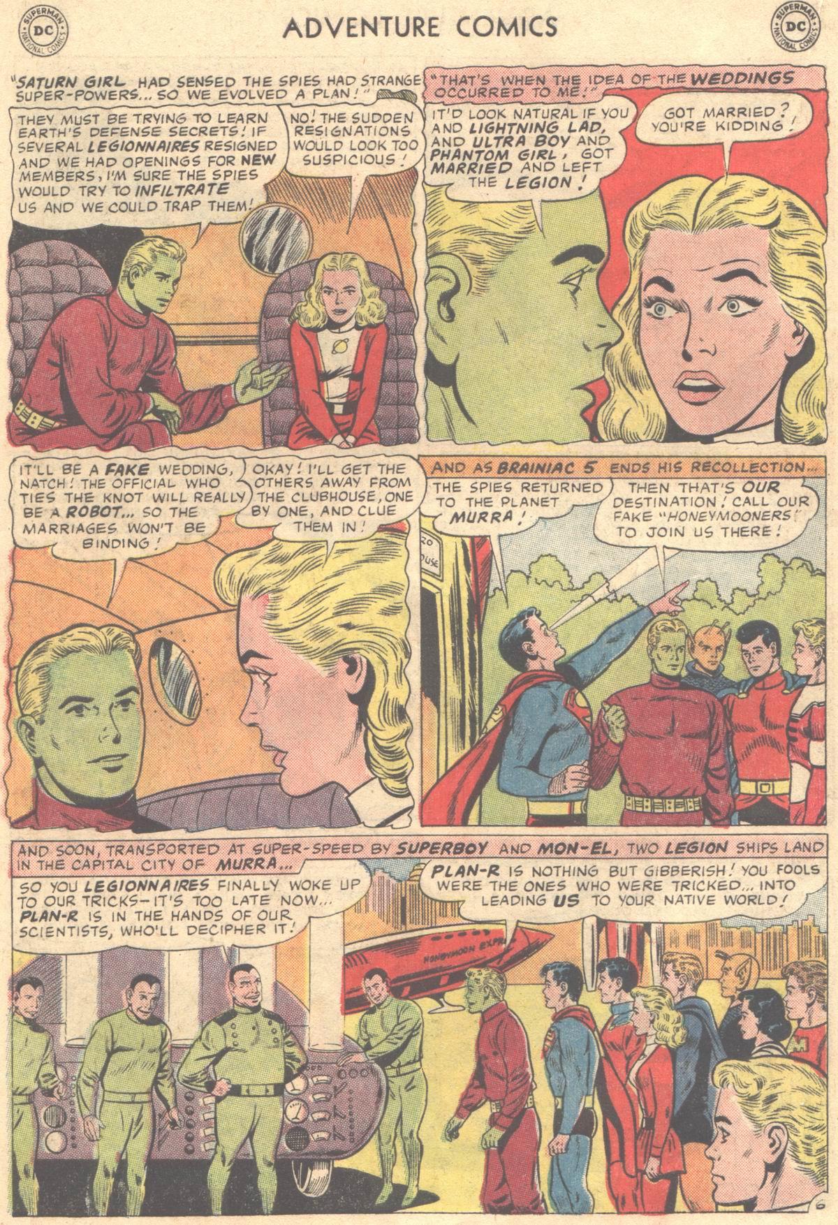 Read online Adventure Comics (1938) comic -  Issue #337 - 18