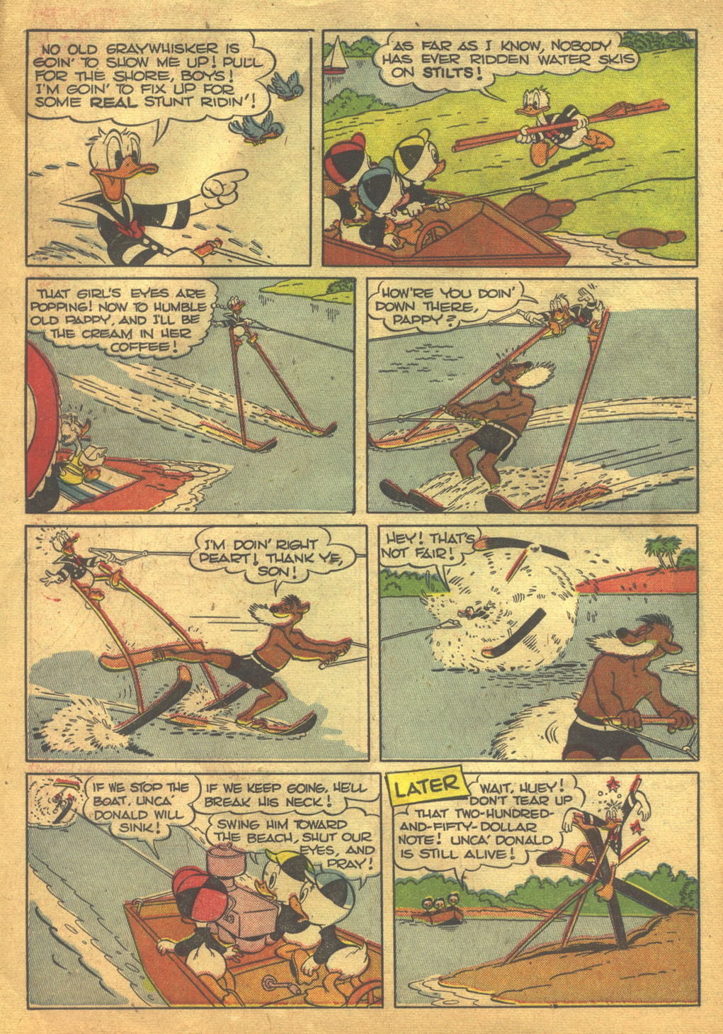 Walt Disney's Comics and Stories issue 62 - Page 6