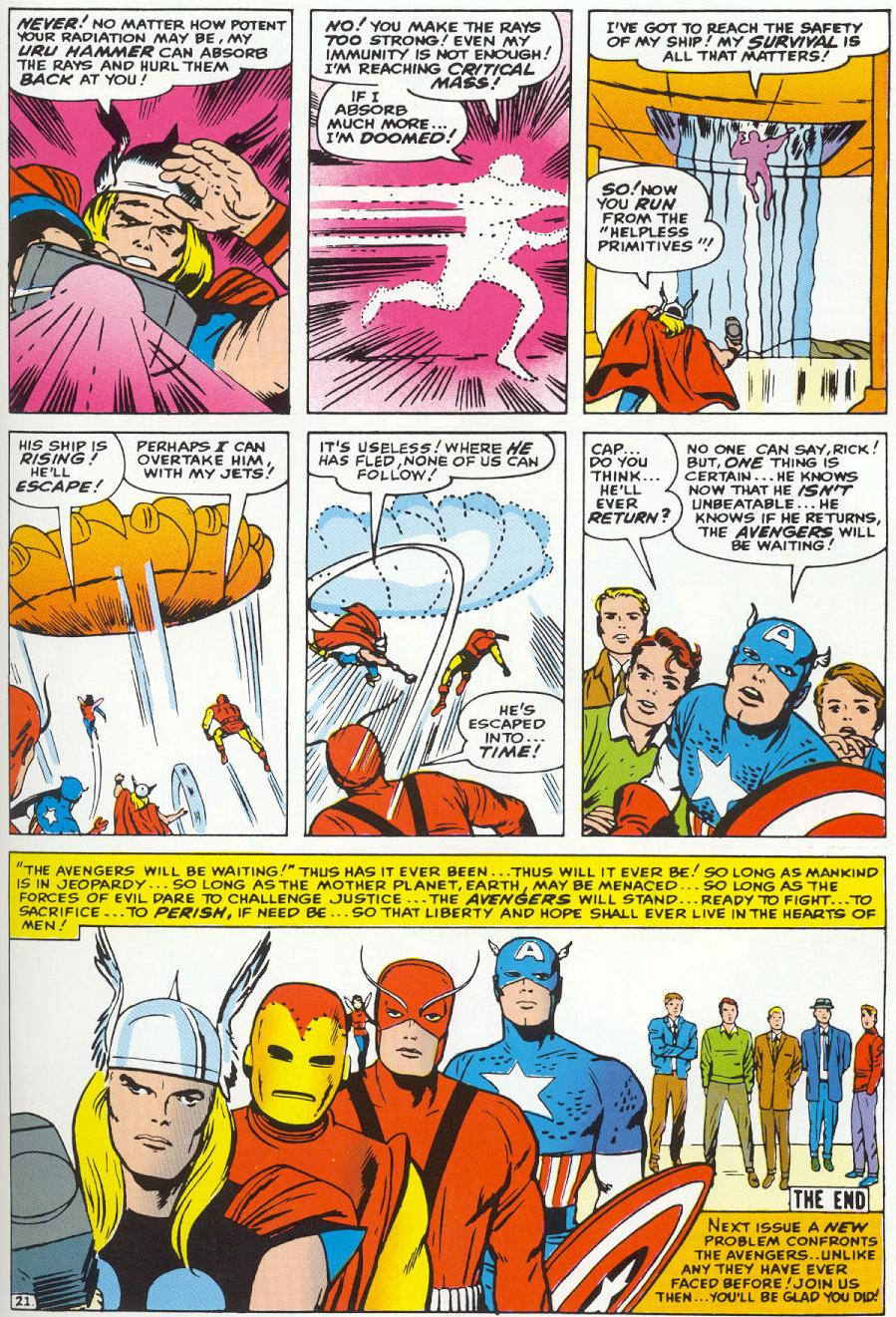 The Avengers (1963) 8 Page 21