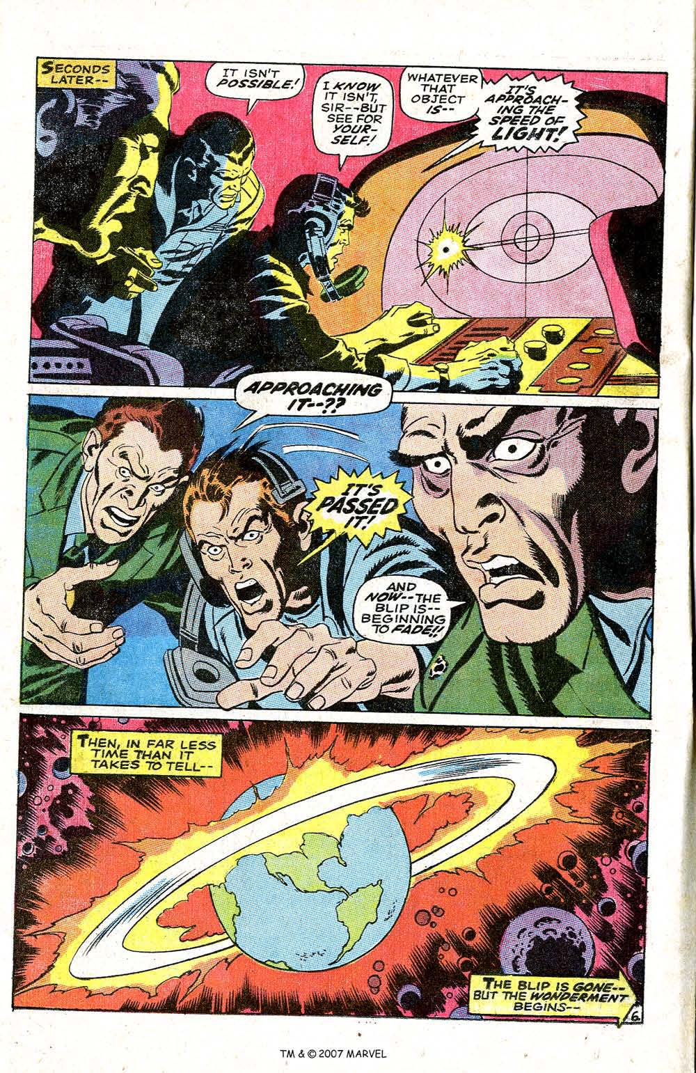 Read online Silver Surfer (1968) comic -  Issue #6 - 8