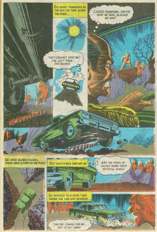 Read online Beyond the Grave (1983) comic -  Issue #10 - 24