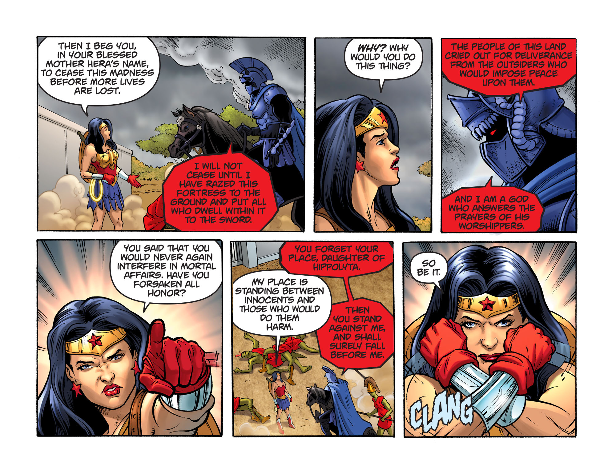 Read online Sensation Comics Featuring Wonder Woman comic -  Issue #34 - 21