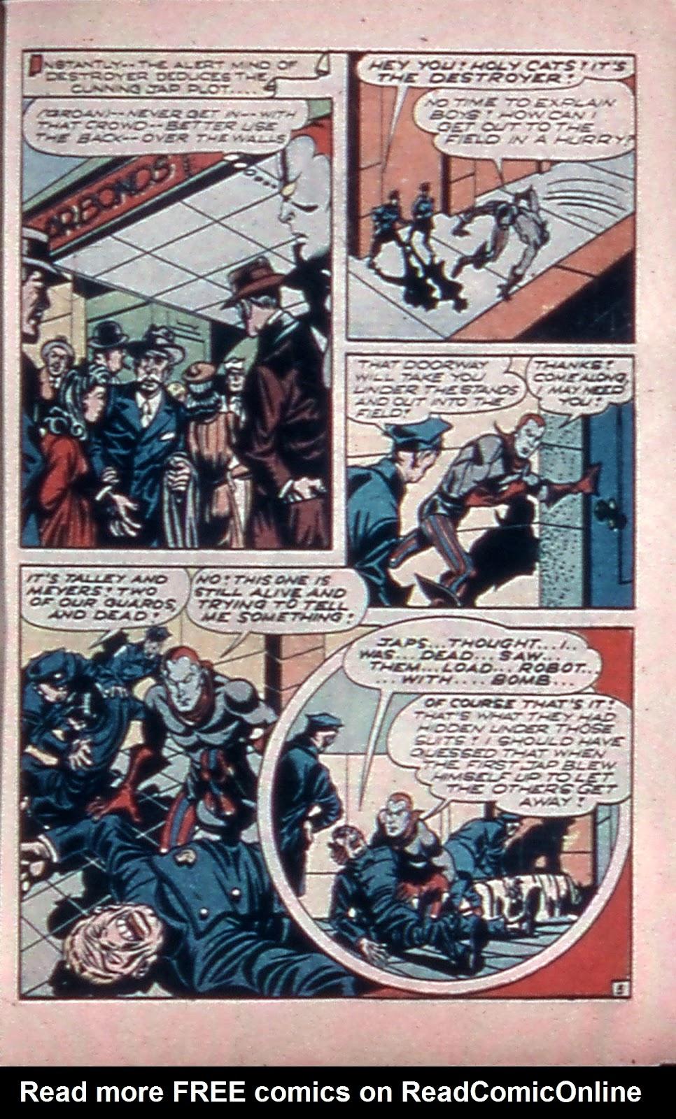 Read online Mystic Comics (1944) comic -  Issue #4 - 29