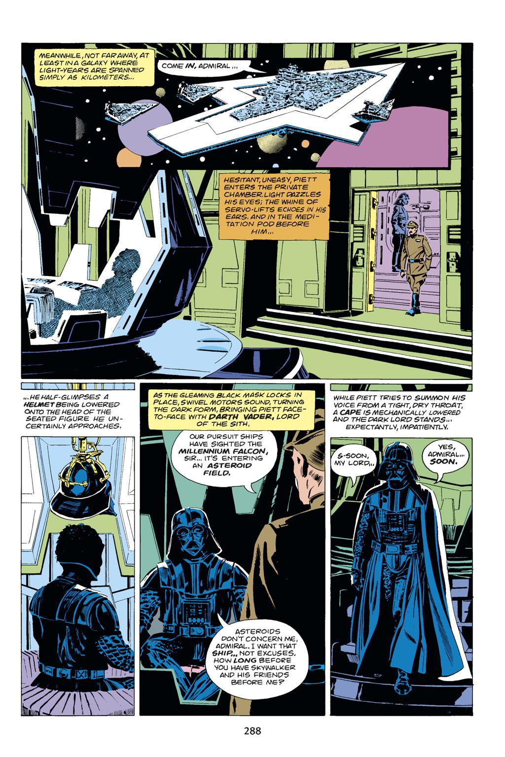 Read online Star Wars Omnibus comic -  Issue # Vol. 14 - 286