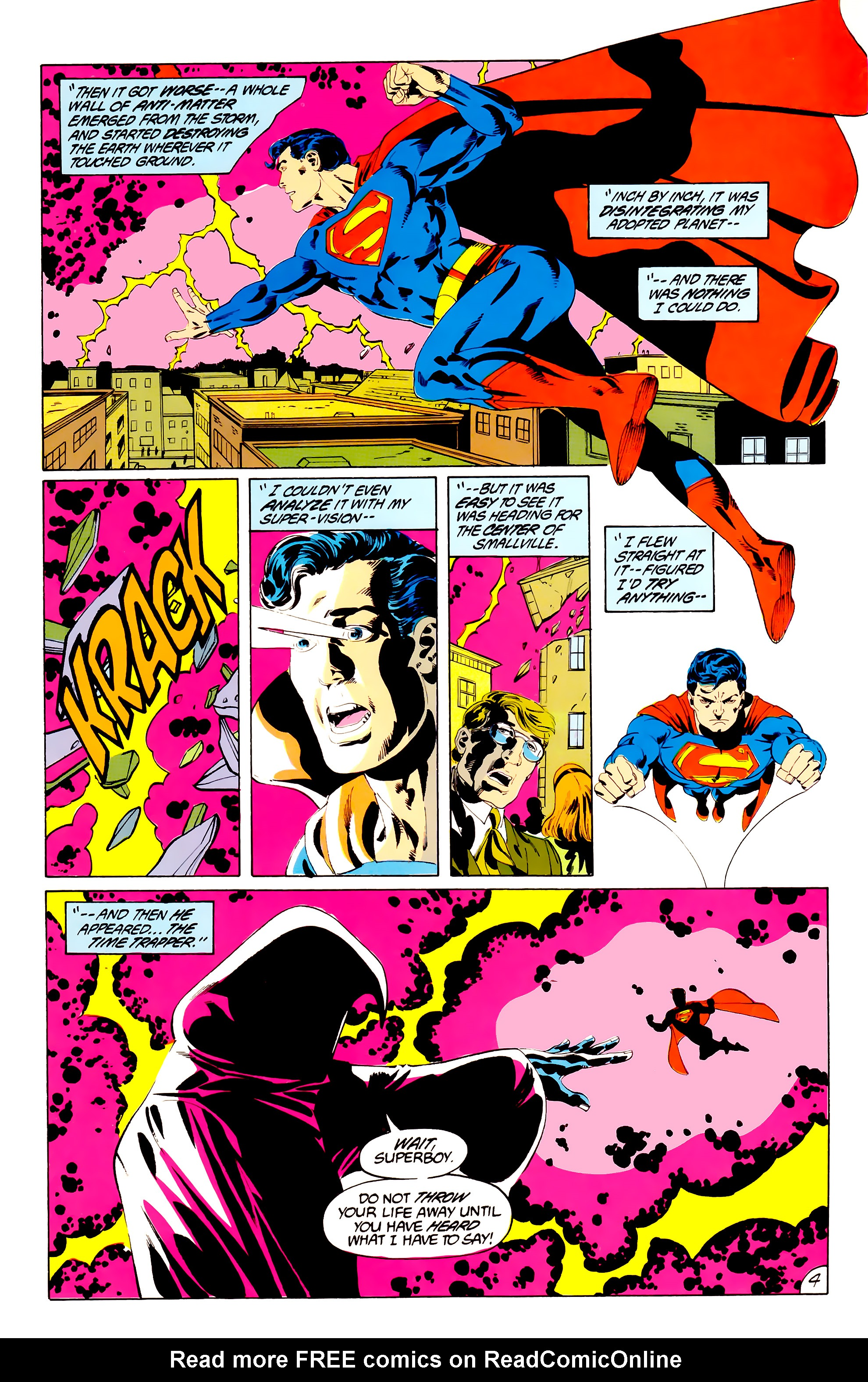 Legion of Super-Heroes (1984) 38 Page 4