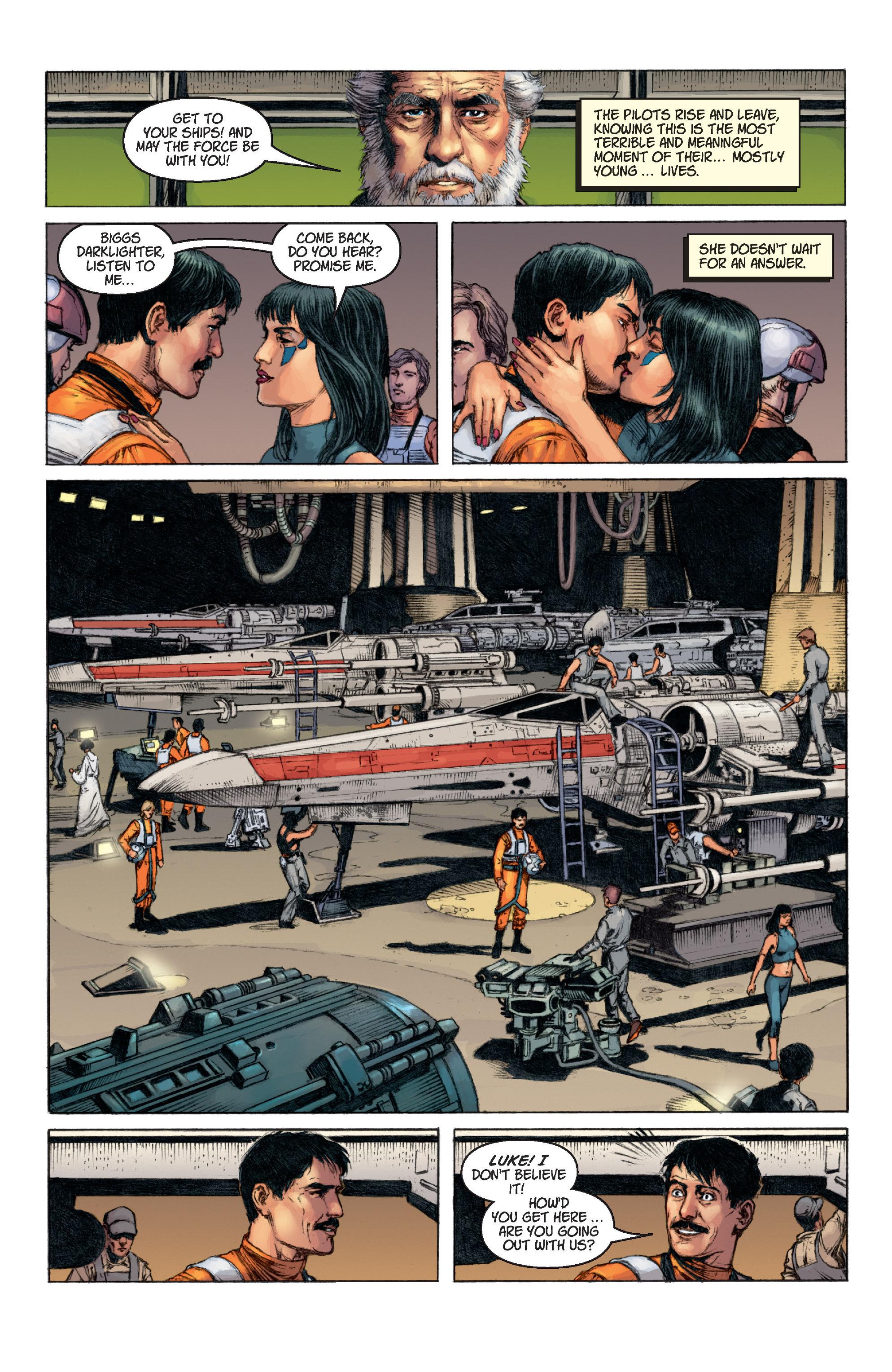 Read online Star Wars Omnibus comic -  Issue # Vol. 22 - 98