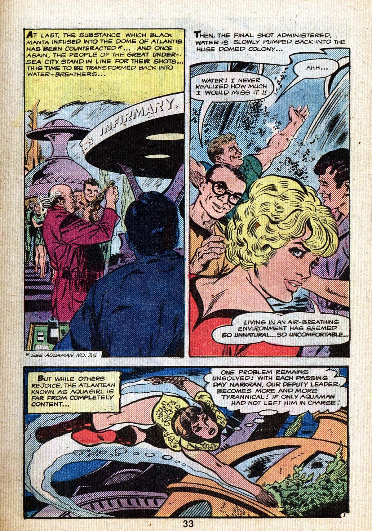 Read online Adventure Comics (1938) comic -  Issue #494 - 33