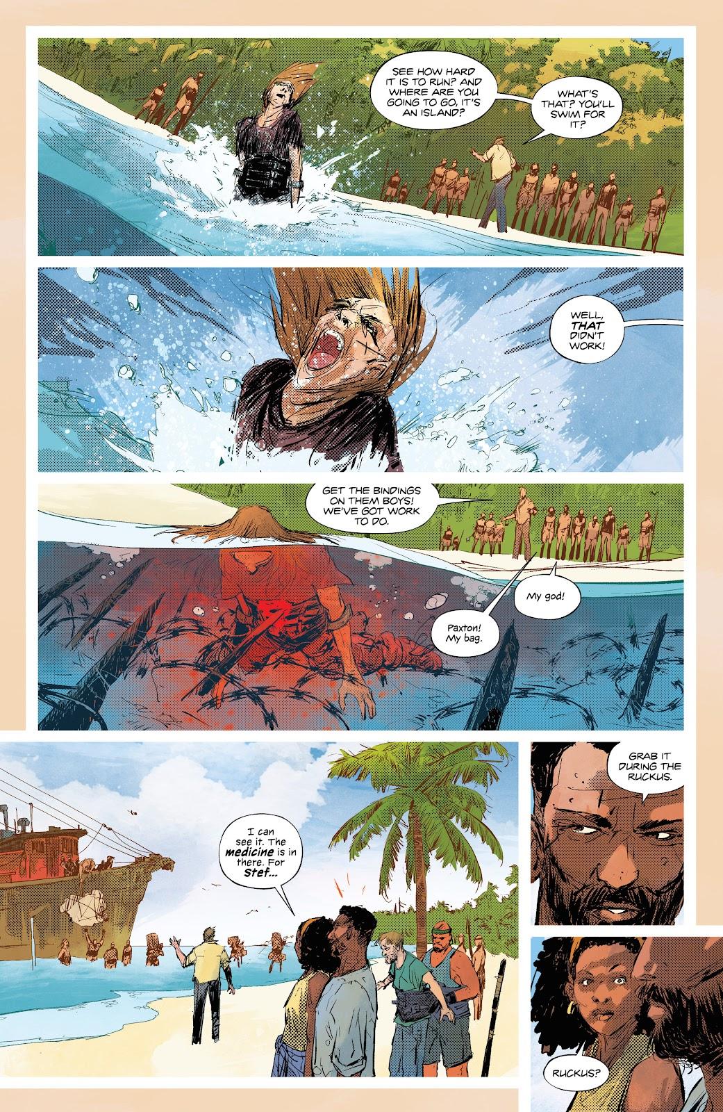 Read online Resonant comic -  Issue #3 - 19