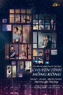 Chuyện Tình Hong Kong