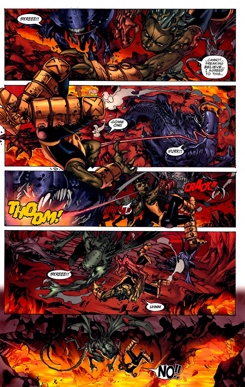 Read online X-Men: Second Coming Revelations comic -  Issue # TPB (Part 2) - 21