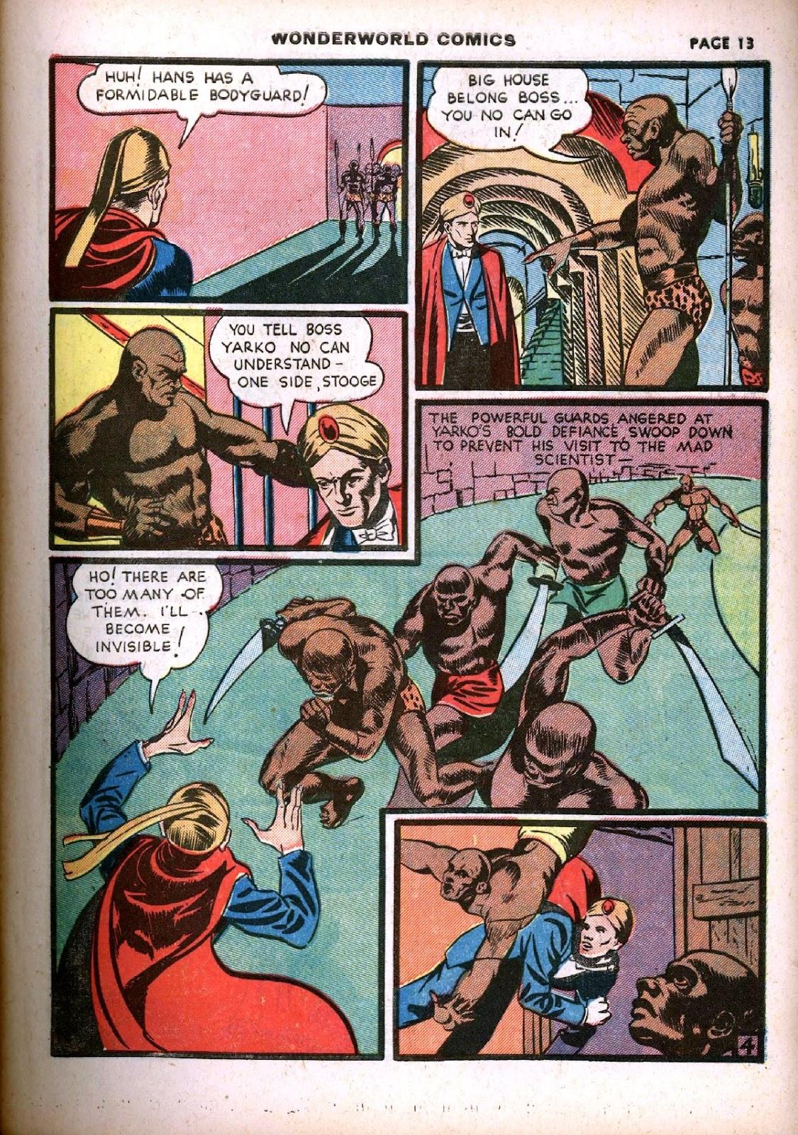 Wonderworld Comics issue 14 - Page 15