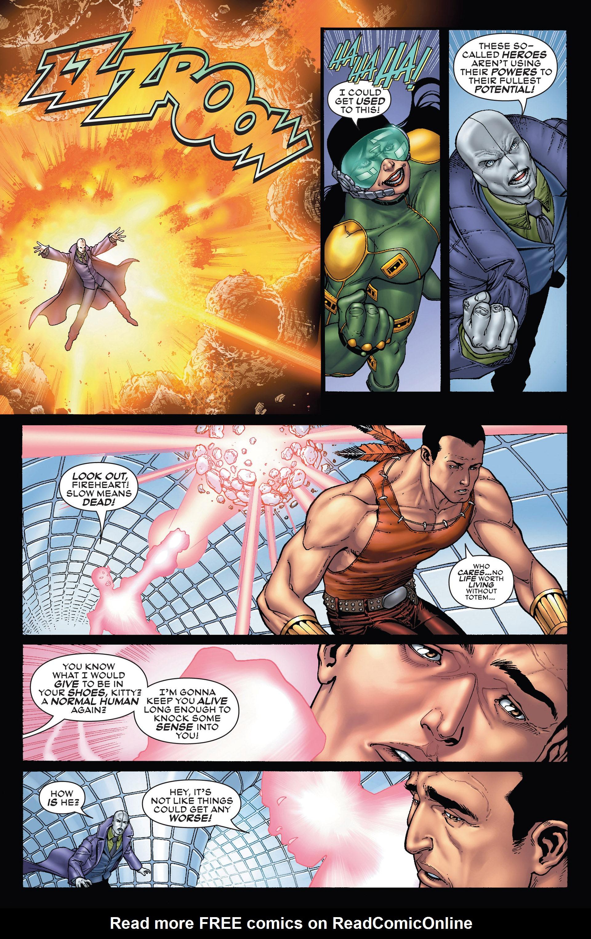 Read online Super-Villain Team-Up/MODOK's 11 comic -  Issue #3 - 23