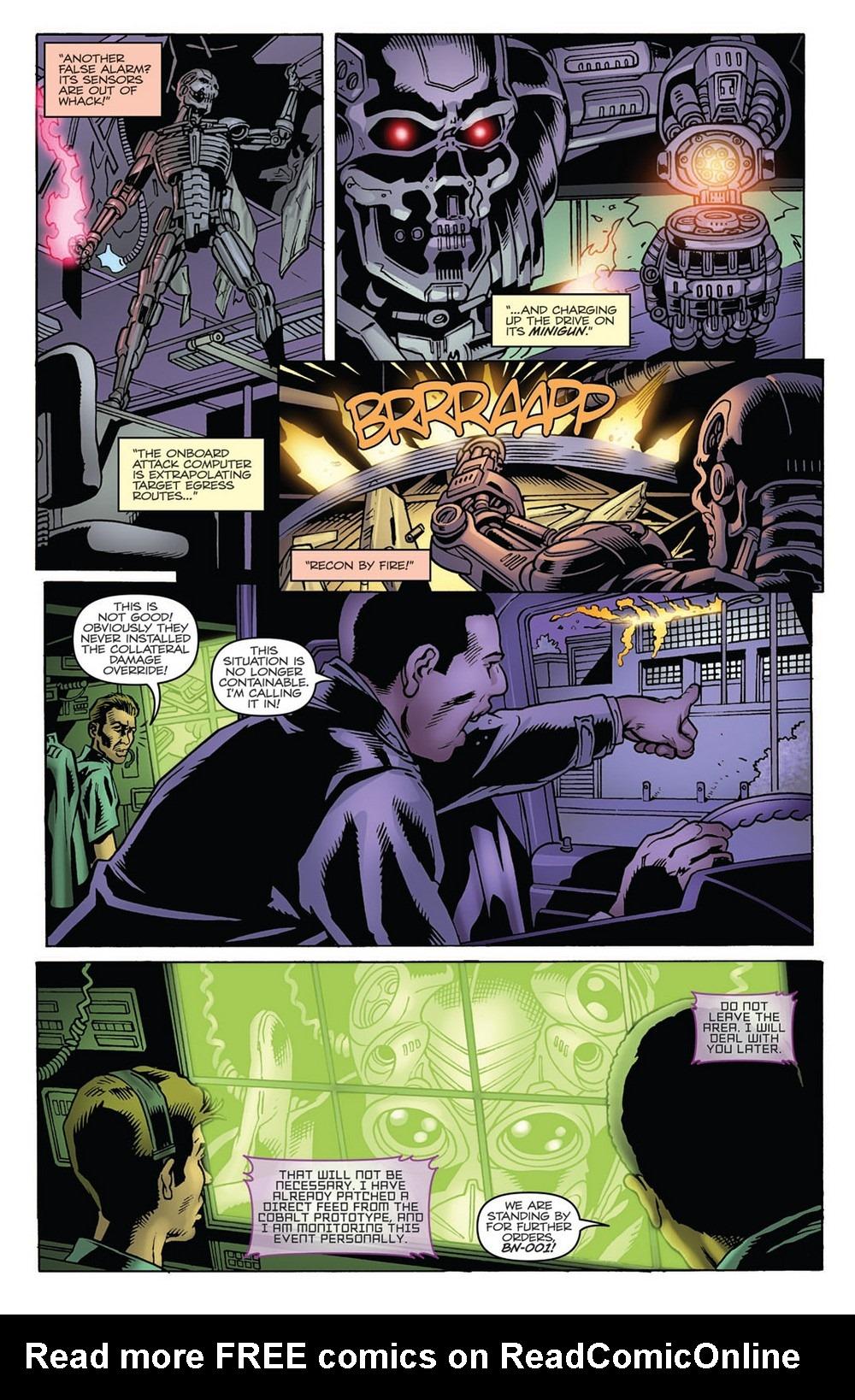 G.I. Joe: A Real American Hero 175 Page 10