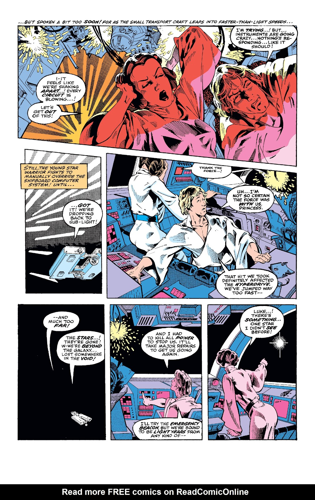 Read online Star Wars Legends: The Original Marvel Years - Epic Collection comic -  Issue # TPB 2 (Part 3) - 97