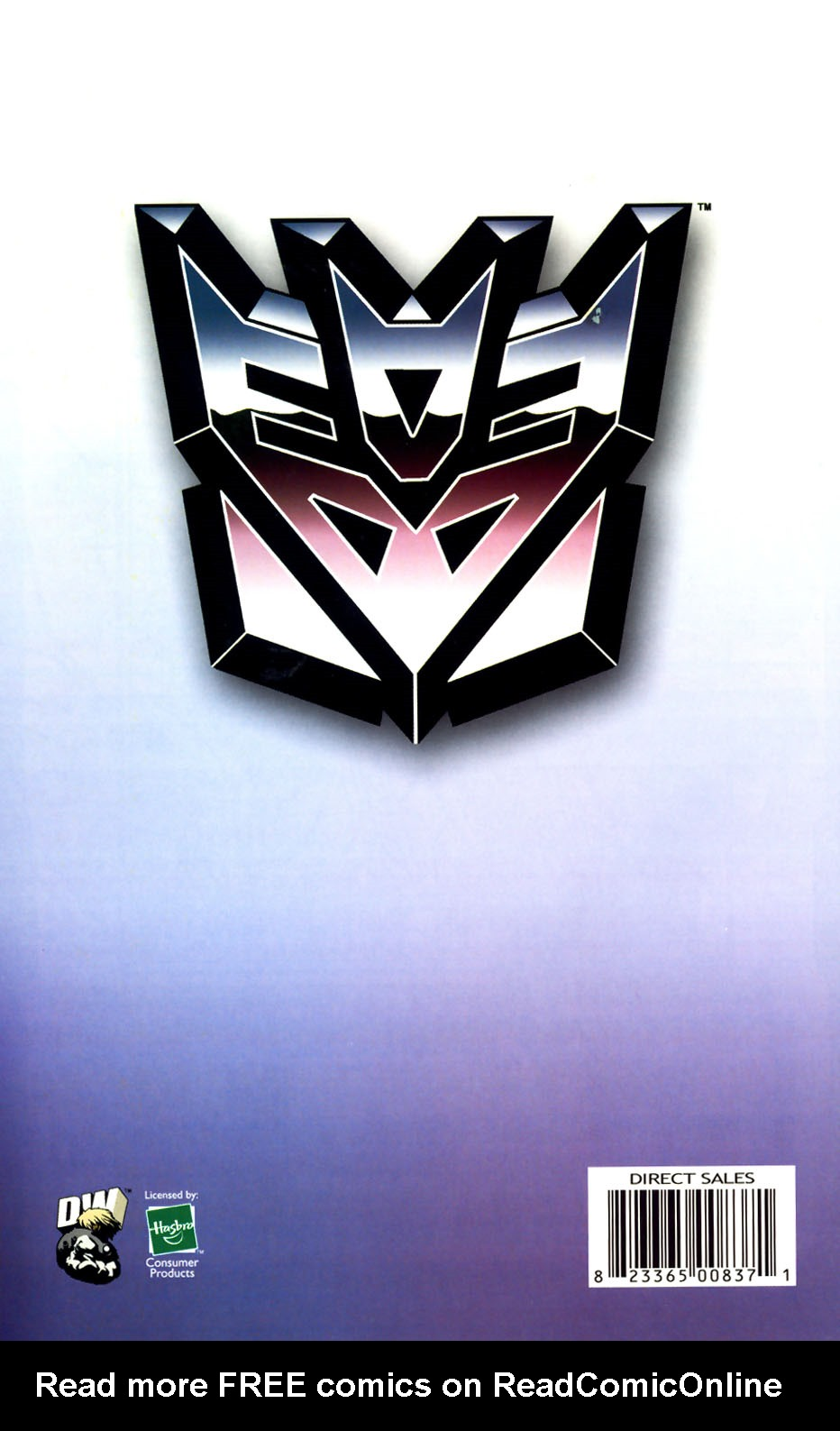 Read online Transformers: More than Meets the Eye comic -  Issue #6 - 68