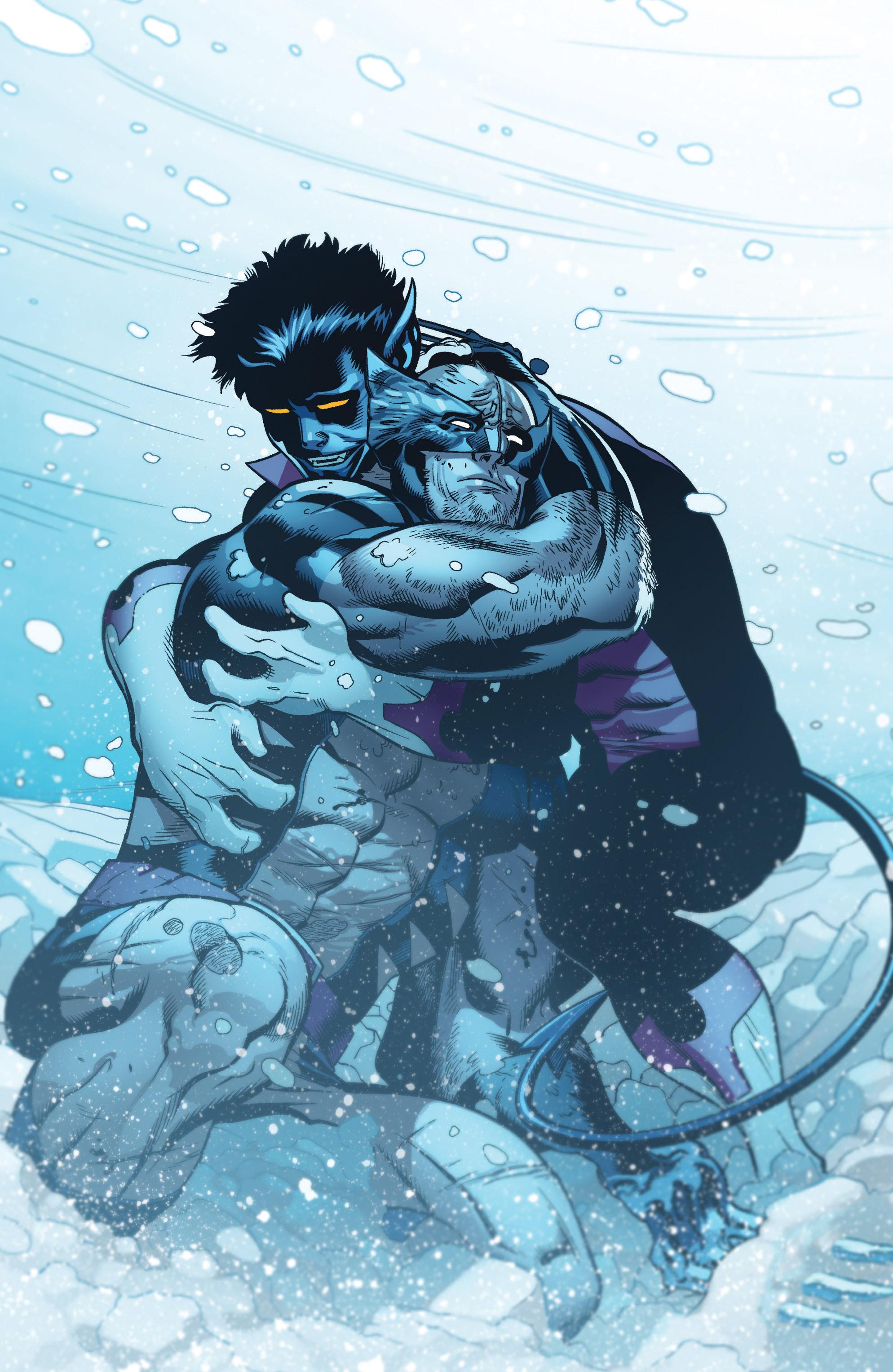 Read online Amazing X-Men (2014) comic -  Issue #4 - 20