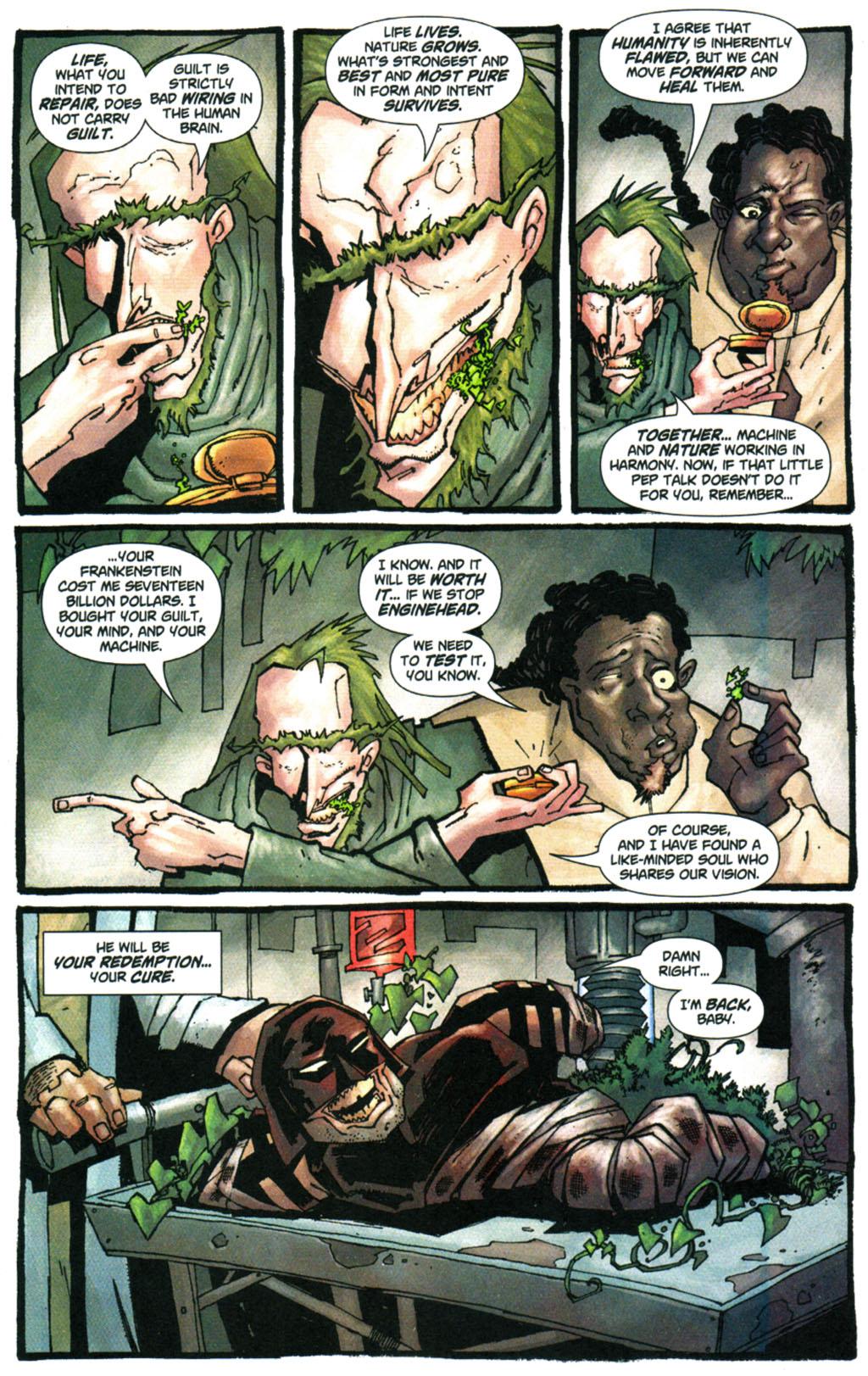 Read online Enginehead comic -  Issue #5 - 14