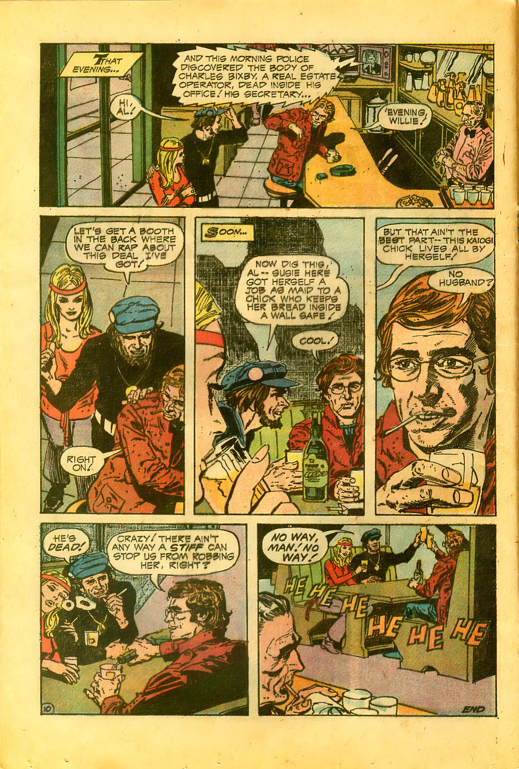 Weird Mystery Tales issue 7 - Page 16