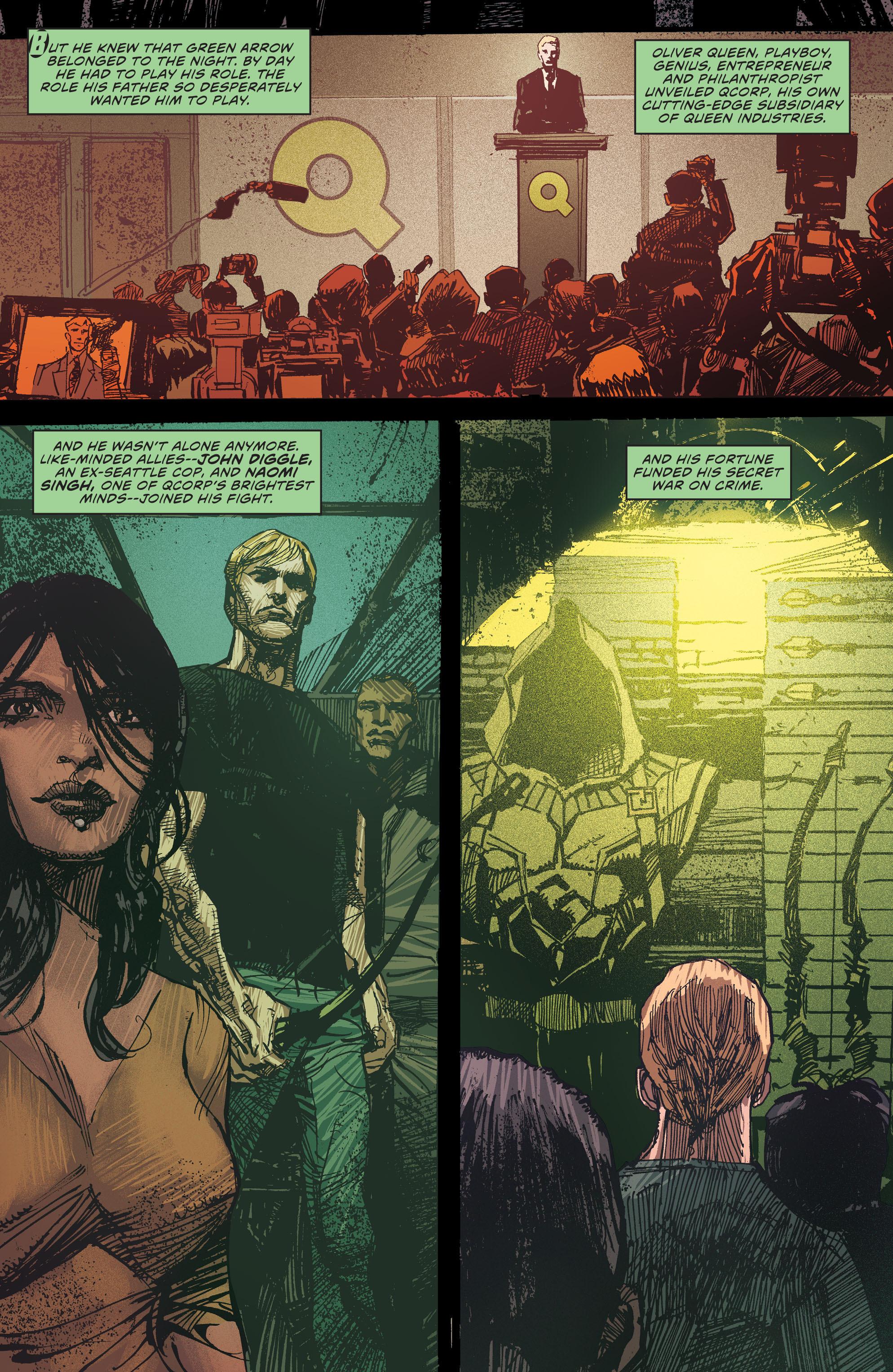 Read online Secret Origins (2014) comic -  Issue #4 - 24