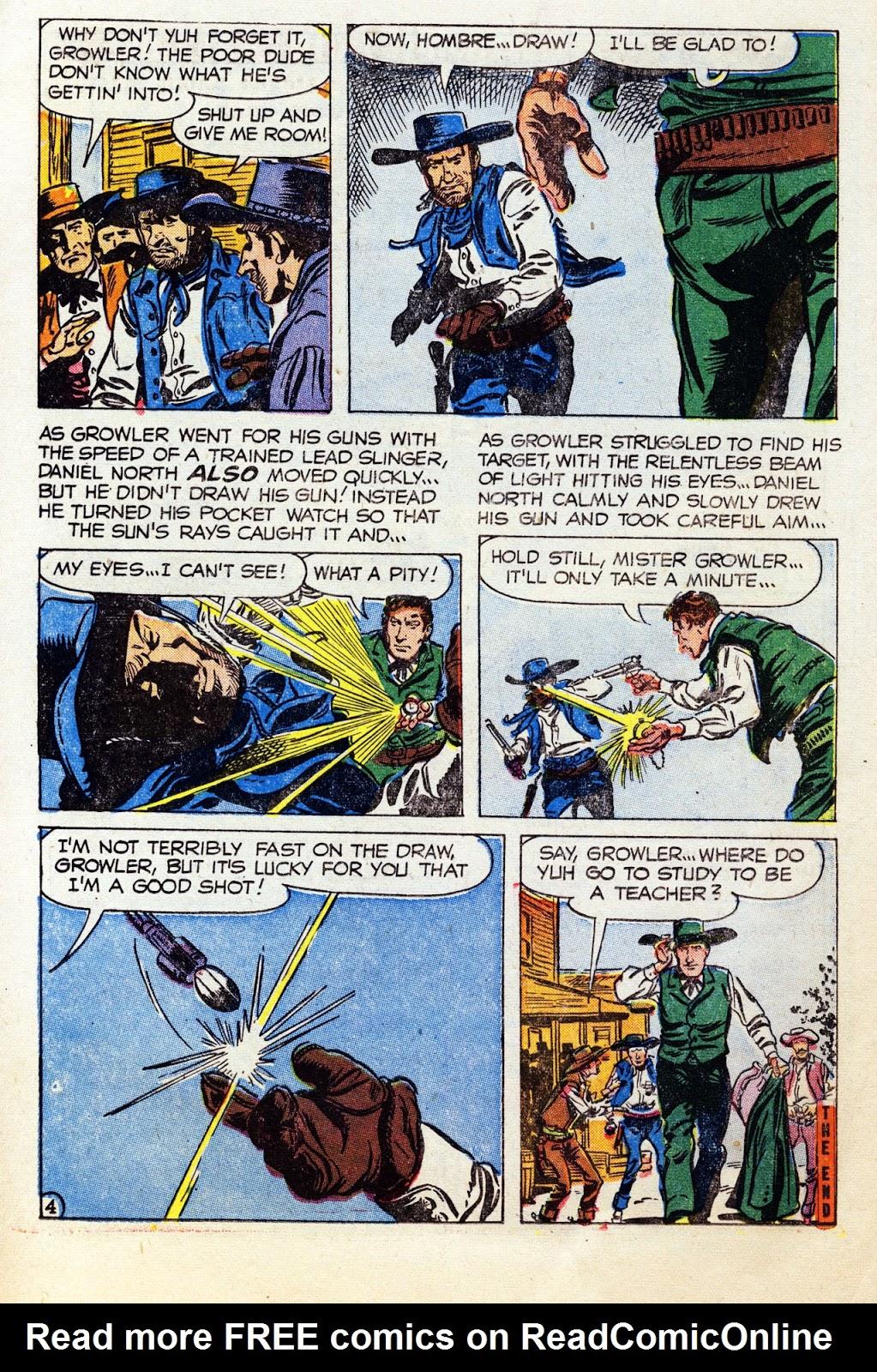 Gunsmoke Western issue 36 - Page 14
