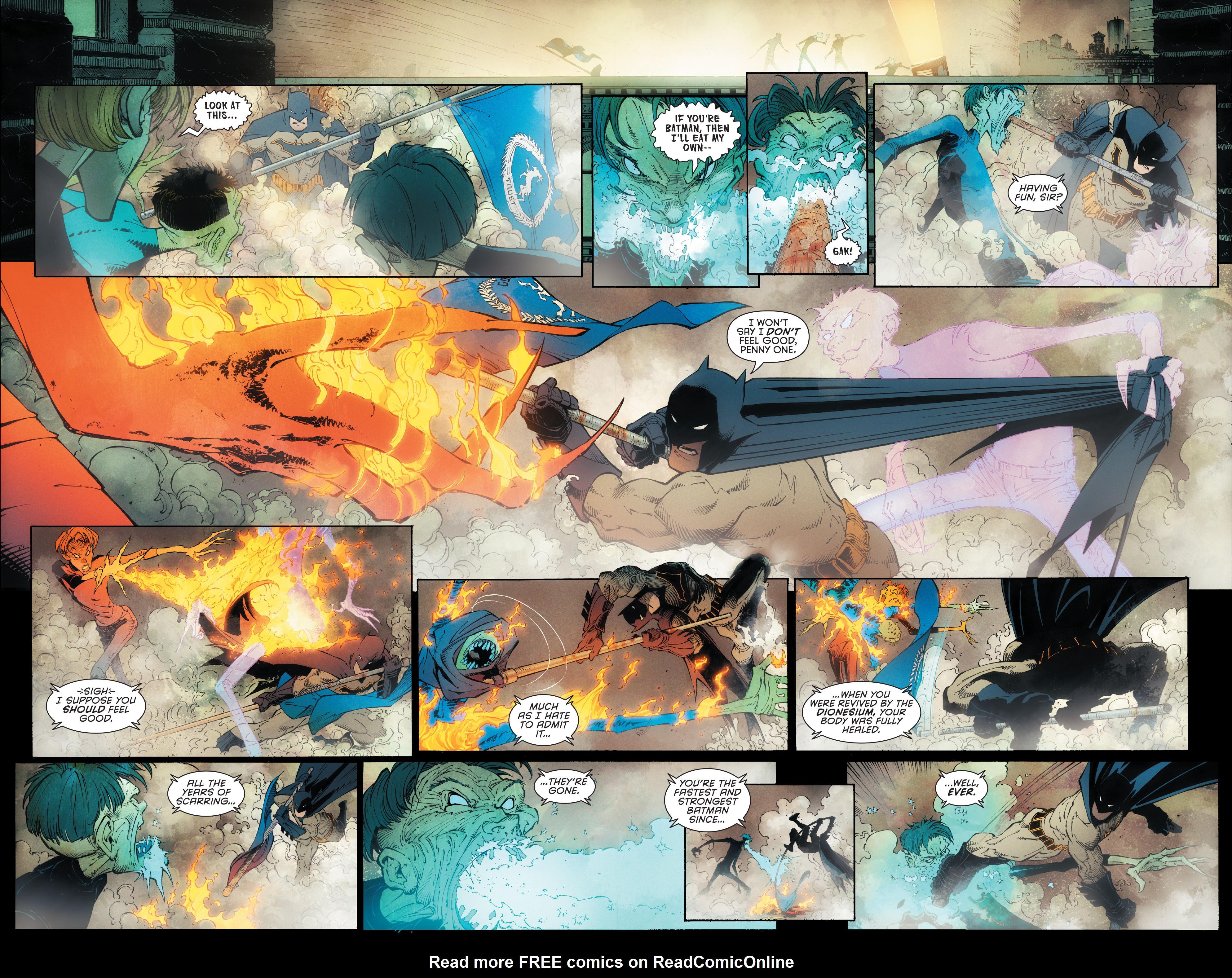 Read online Batman (2011) comic -  Issue # _TPB 9 - 101