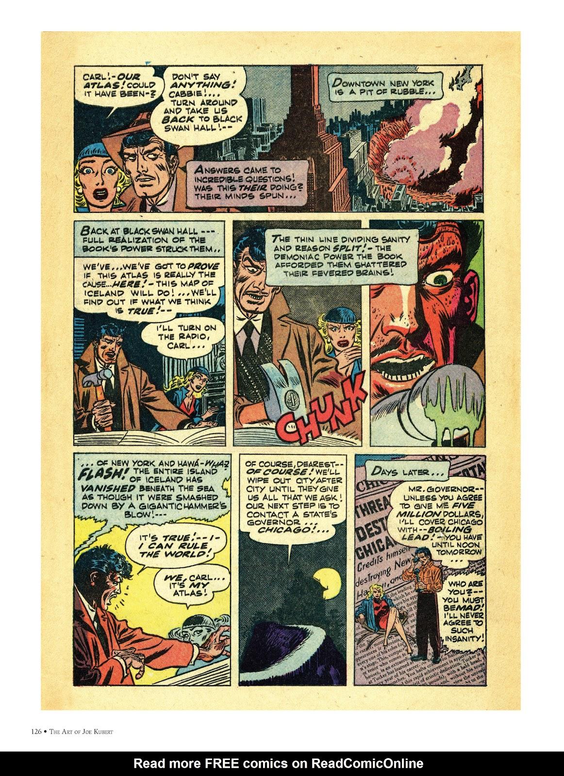 Read online The Art of Joe Kubert comic -  Issue # TPB (Part 2) - 26