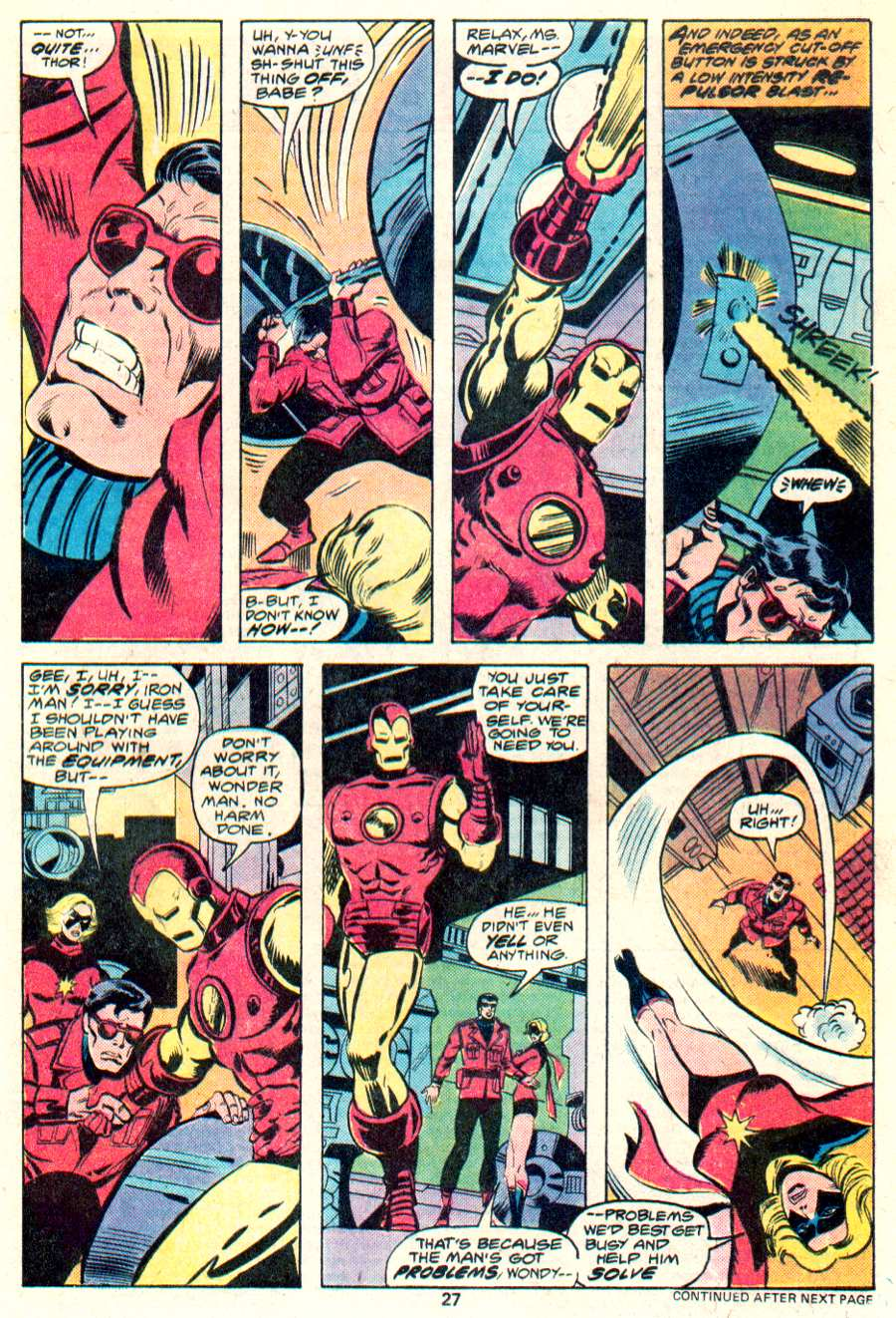 The Avengers (1963) 175 Page 16