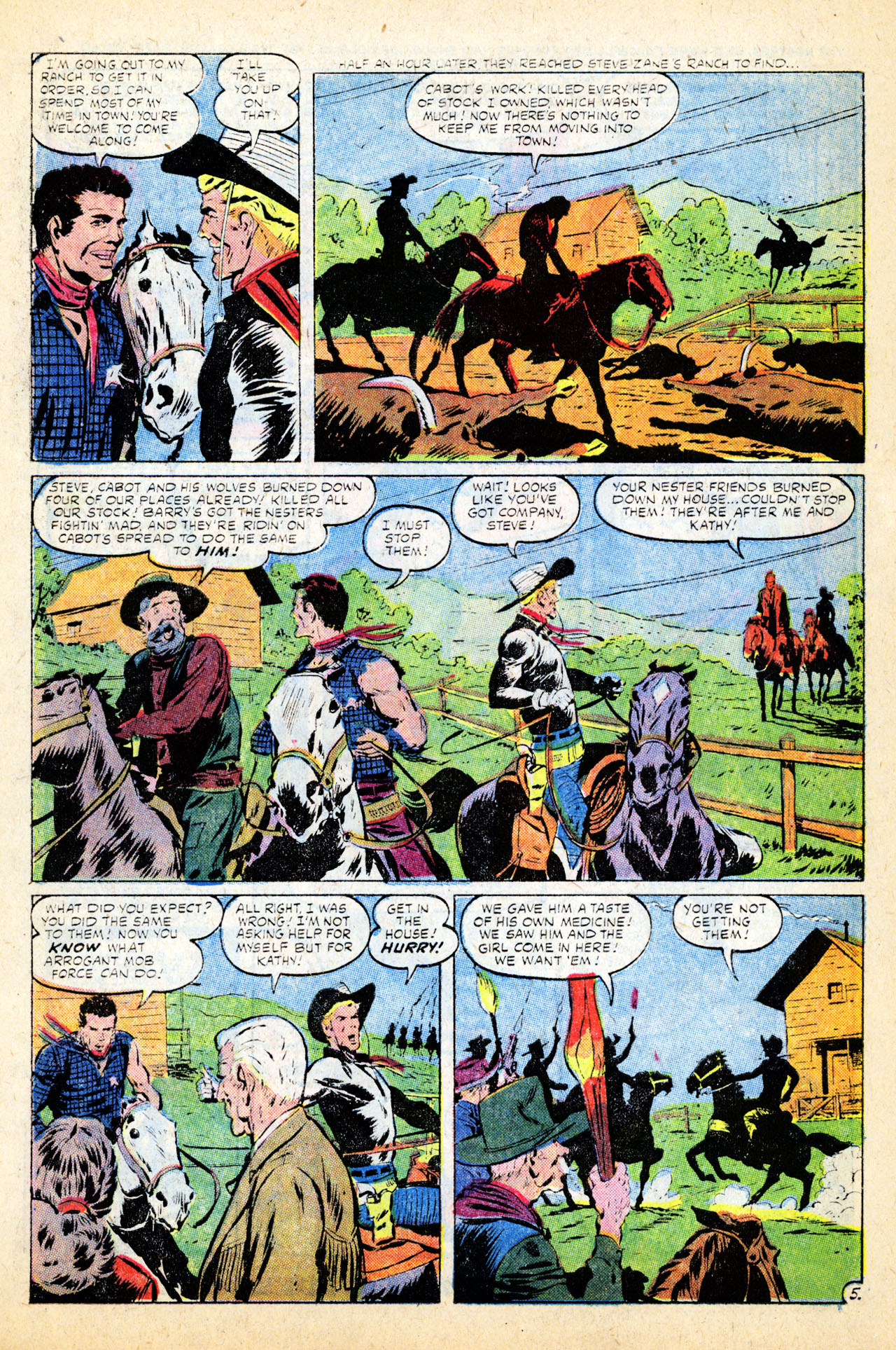 Read online Two-Gun Kid comic -  Issue #26 - 7