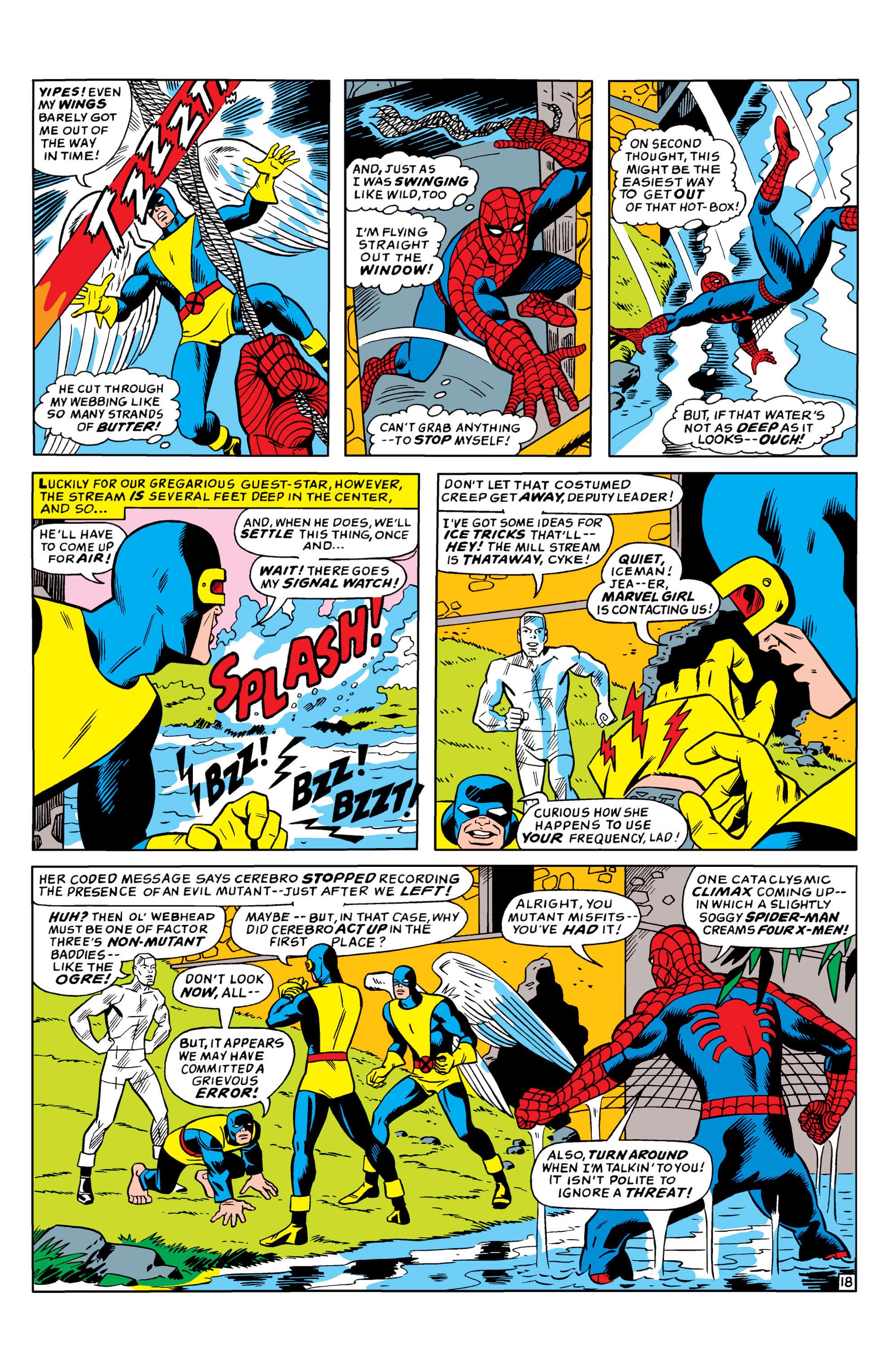 Uncanny X-Men (1963) 35 Page 18