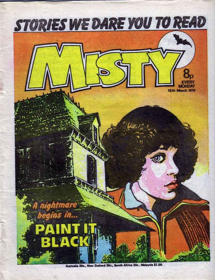 Misty 7 Page 1