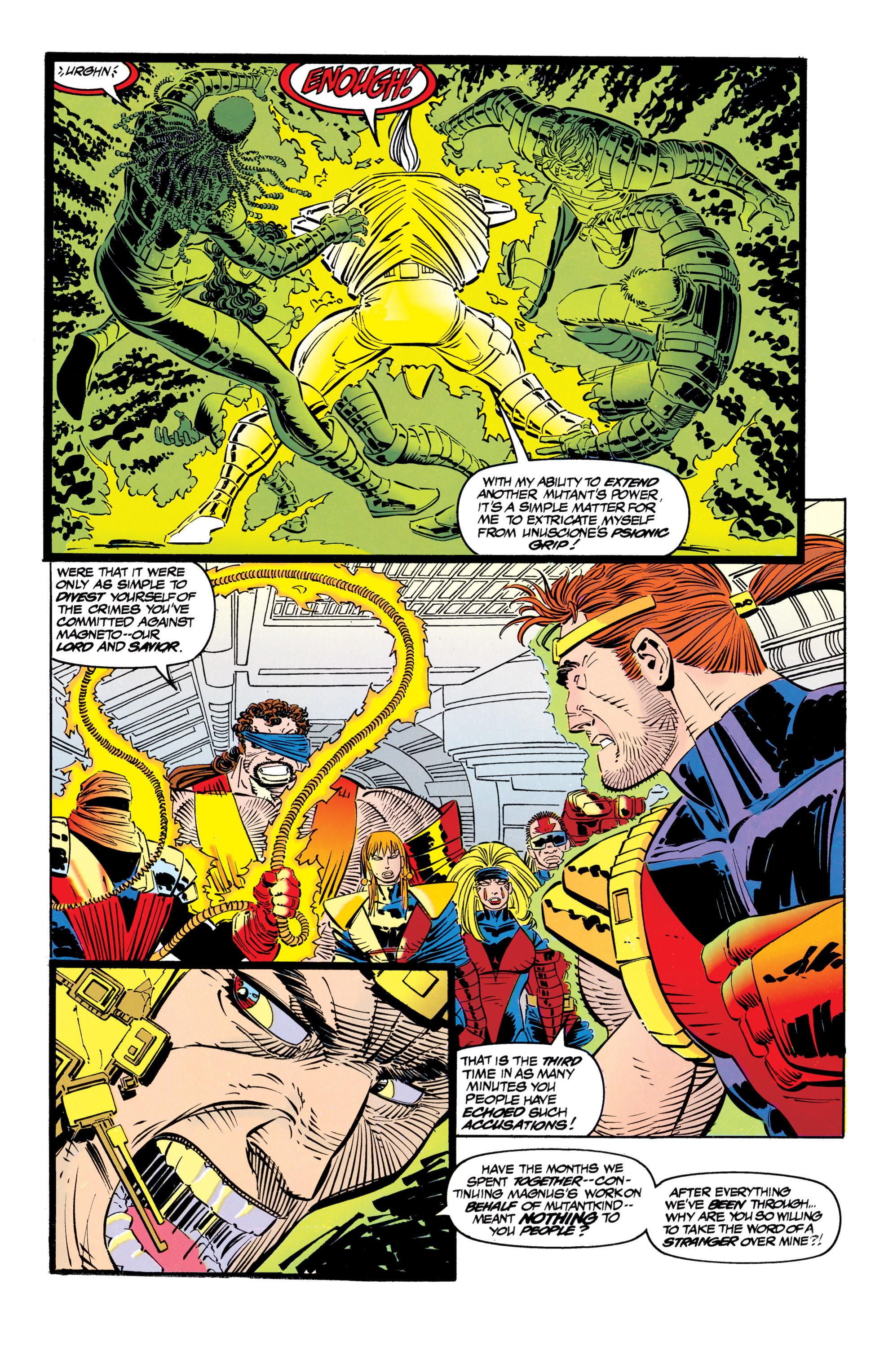 Read online Uncanny X-Men (1963) comic -  Issue #304 - 3