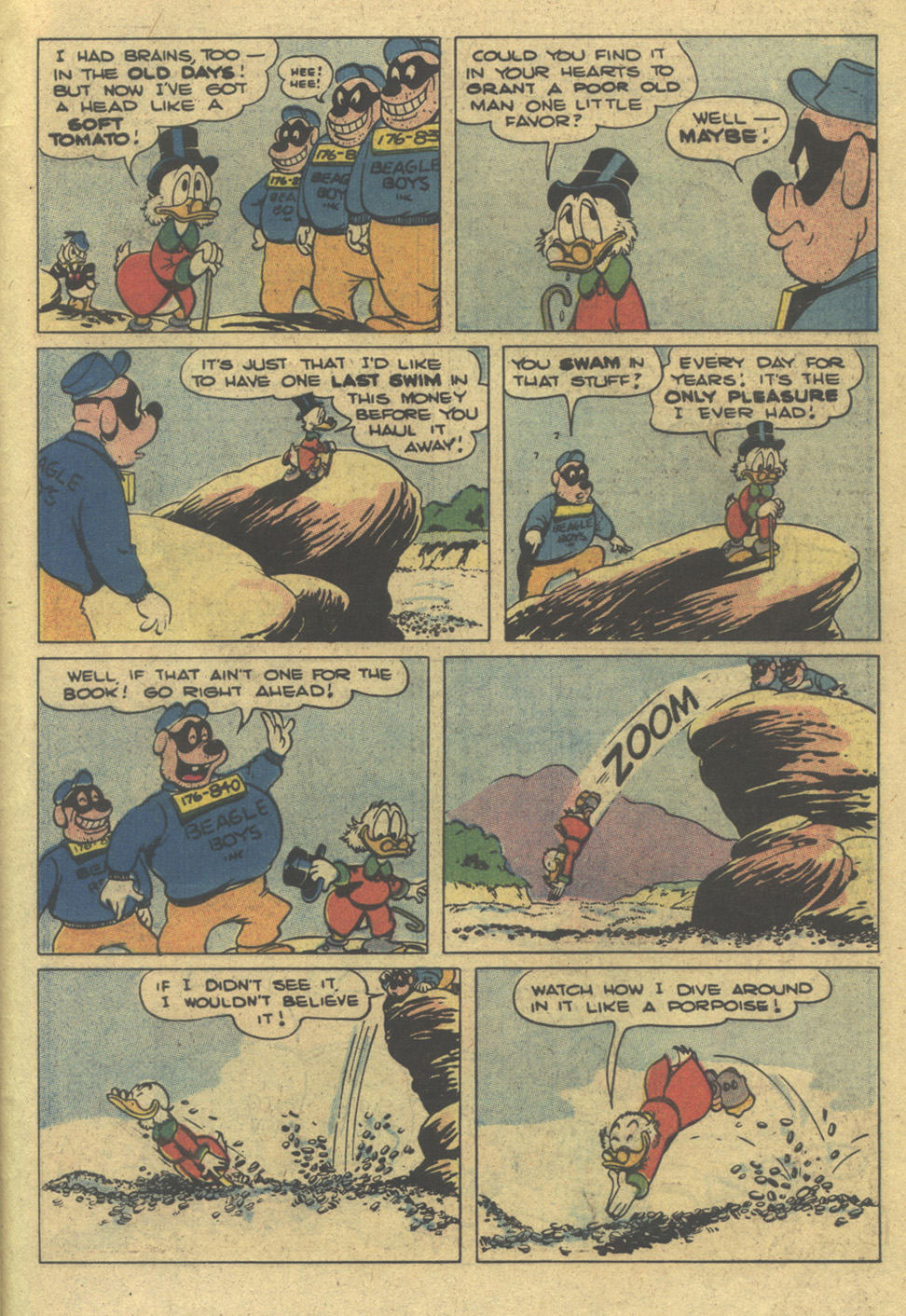 Read online Uncle Scrooge (1953) comic -  Issue #195 - 31