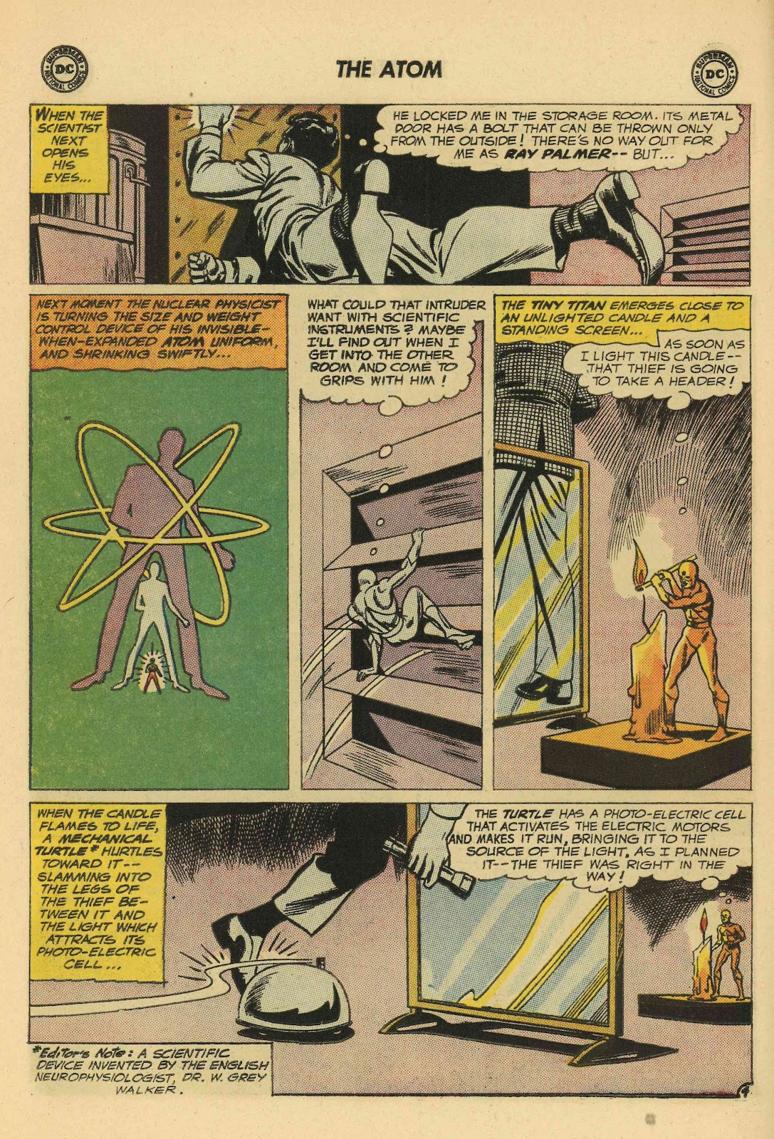 The Atom issue 12 - Page 6