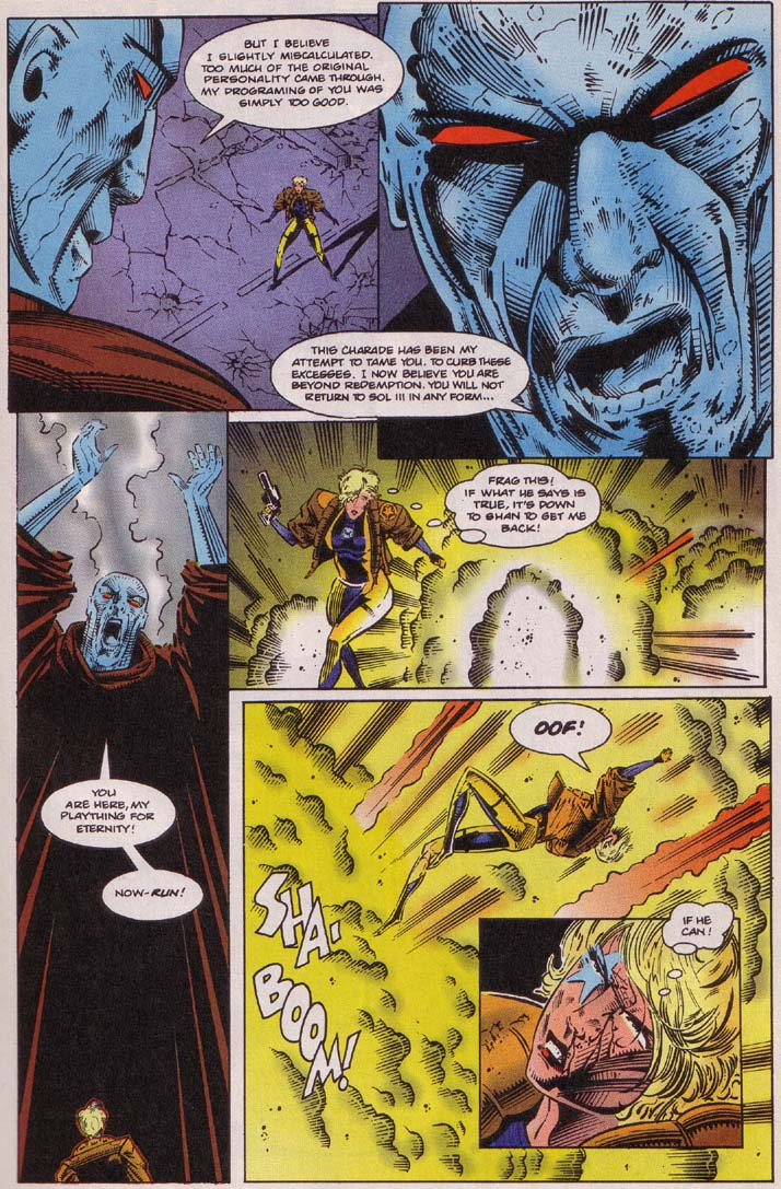 Read online Cyberspace 3000 comic -  Issue #5 - 7