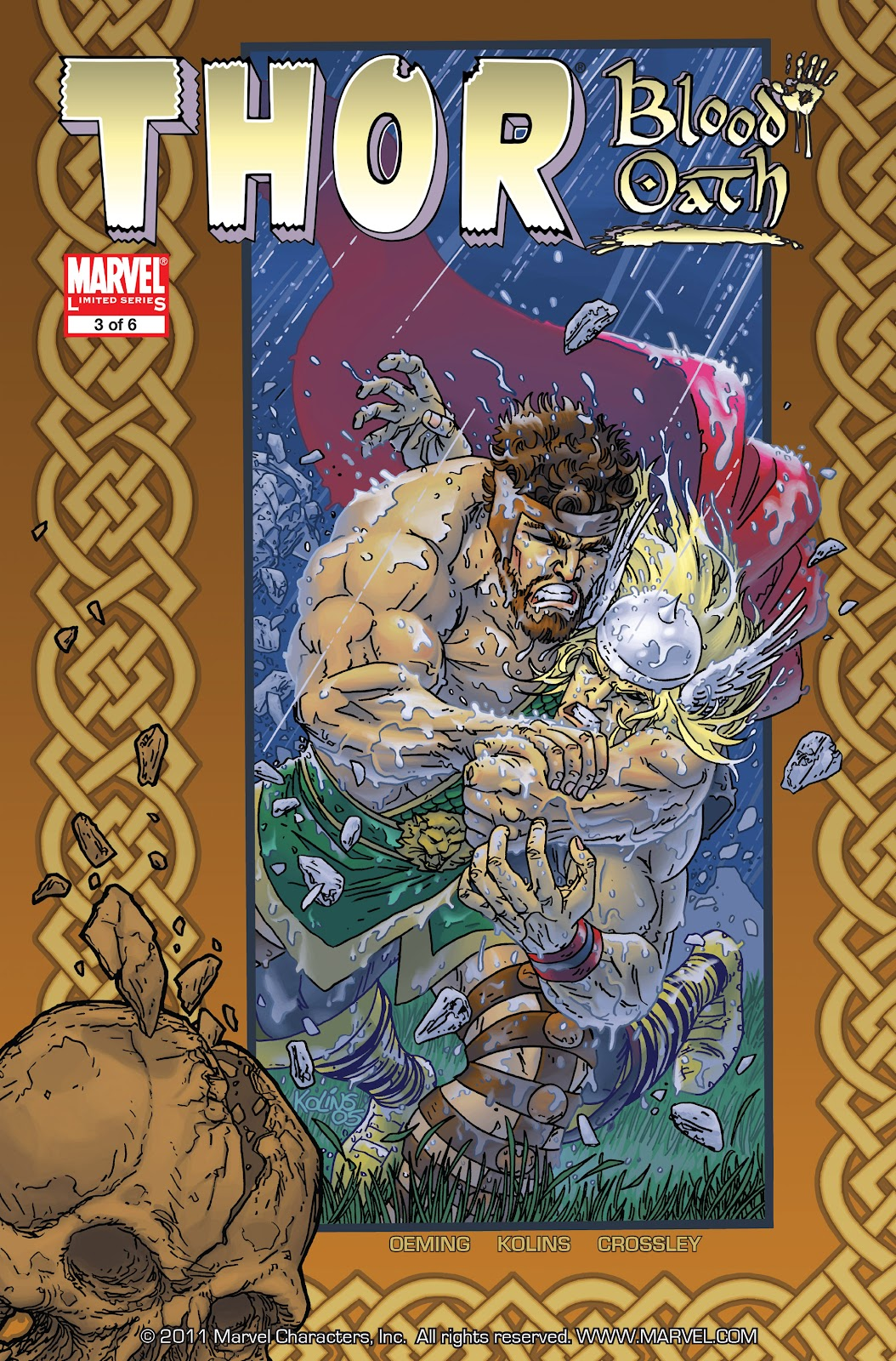 Read online Thor: Ragnaroks comic -  Issue # TPB (Part 1) - 49