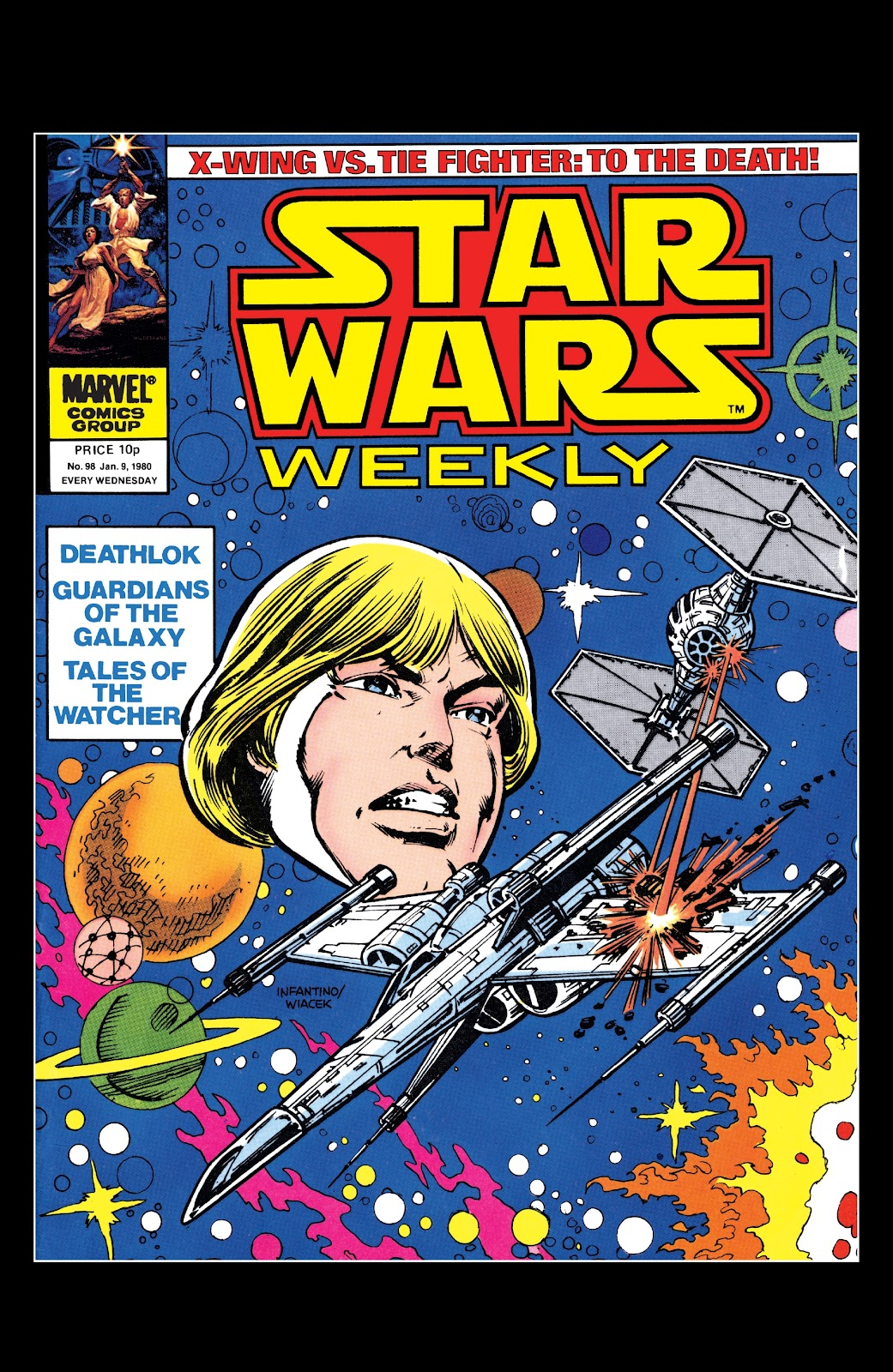 Read online Star Wars Legends: The Original Marvel Years - Epic Collection comic -  Issue # TPB 2 (Part 4) - 40