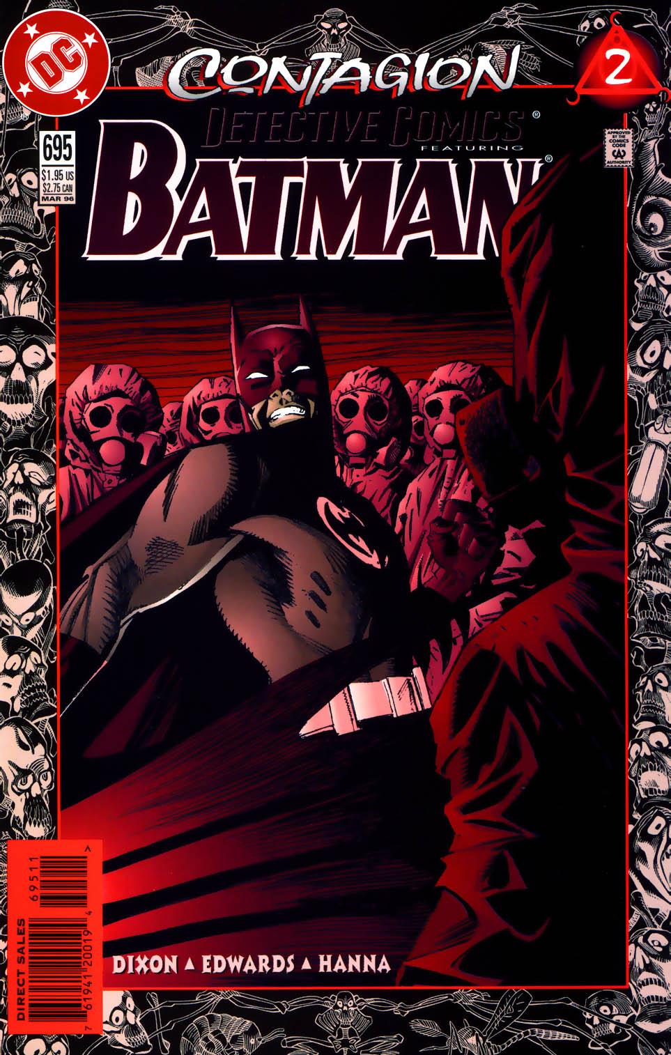 Batman: Contagion 2 Page 1