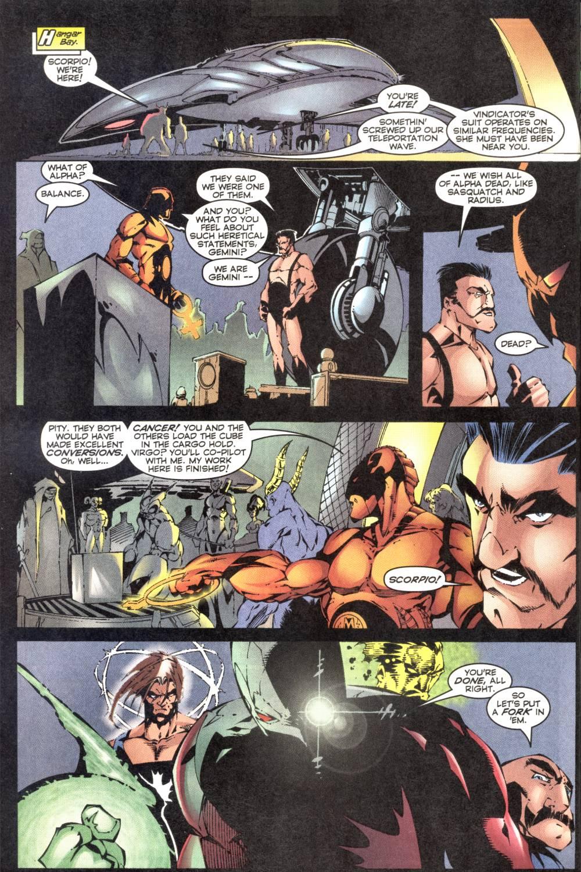 Read online Alpha Flight (1997) comic -  Issue #12 - 33