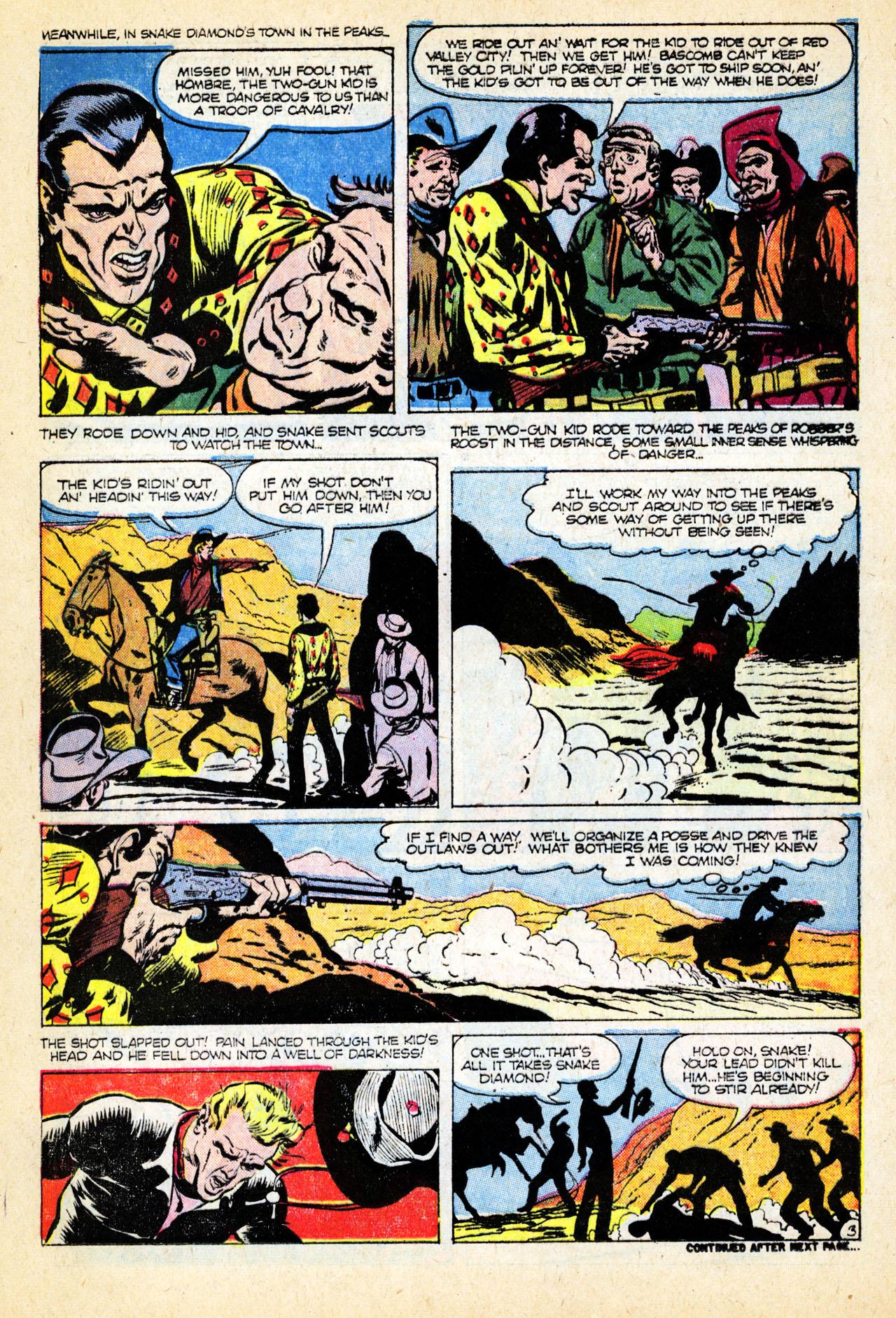 Read online Two-Gun Kid comic -  Issue #26 - 12