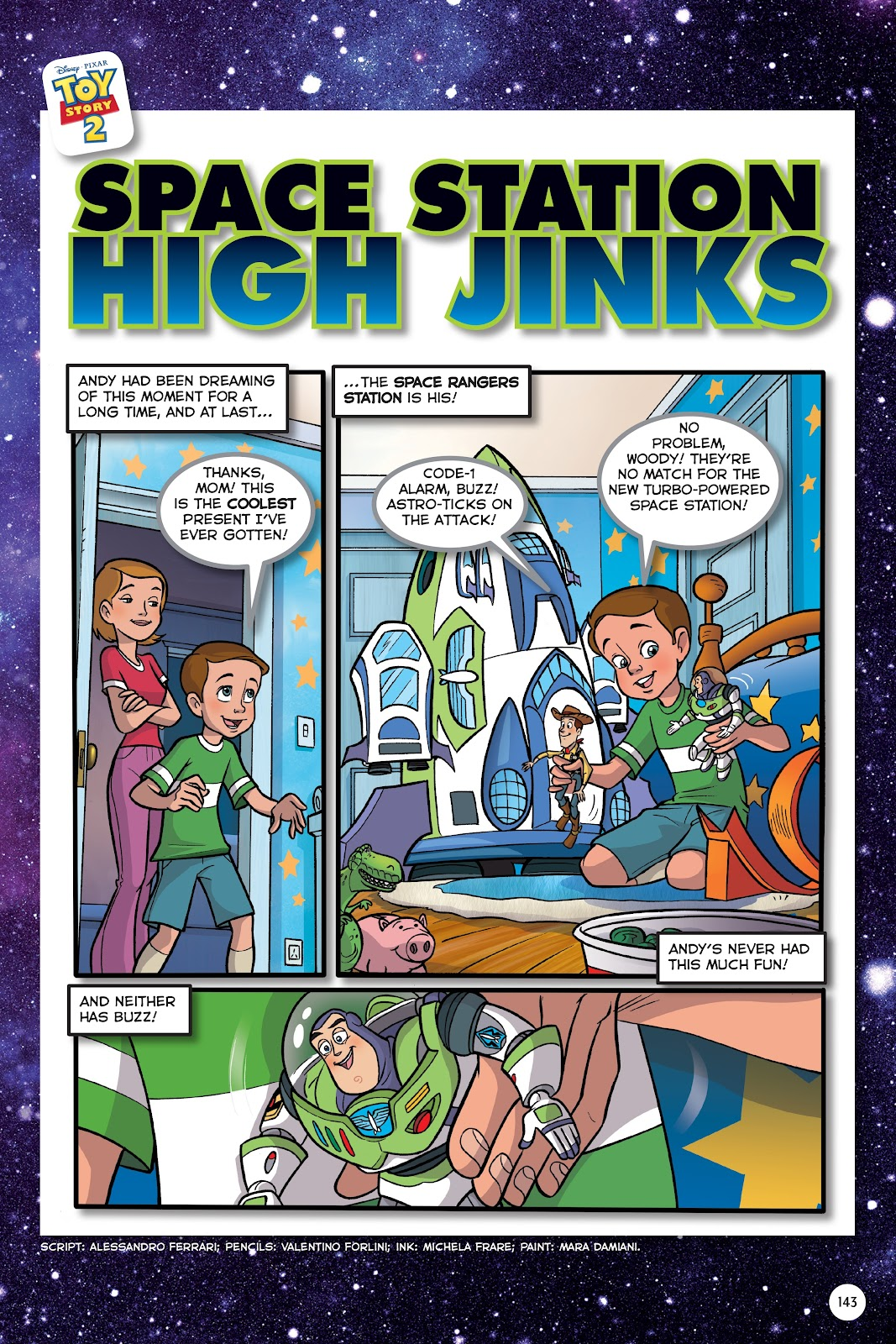 Read online DISNEY·PIXAR Toy Story Adventures comic -  Issue # TPB 1 (Part 2) - 43