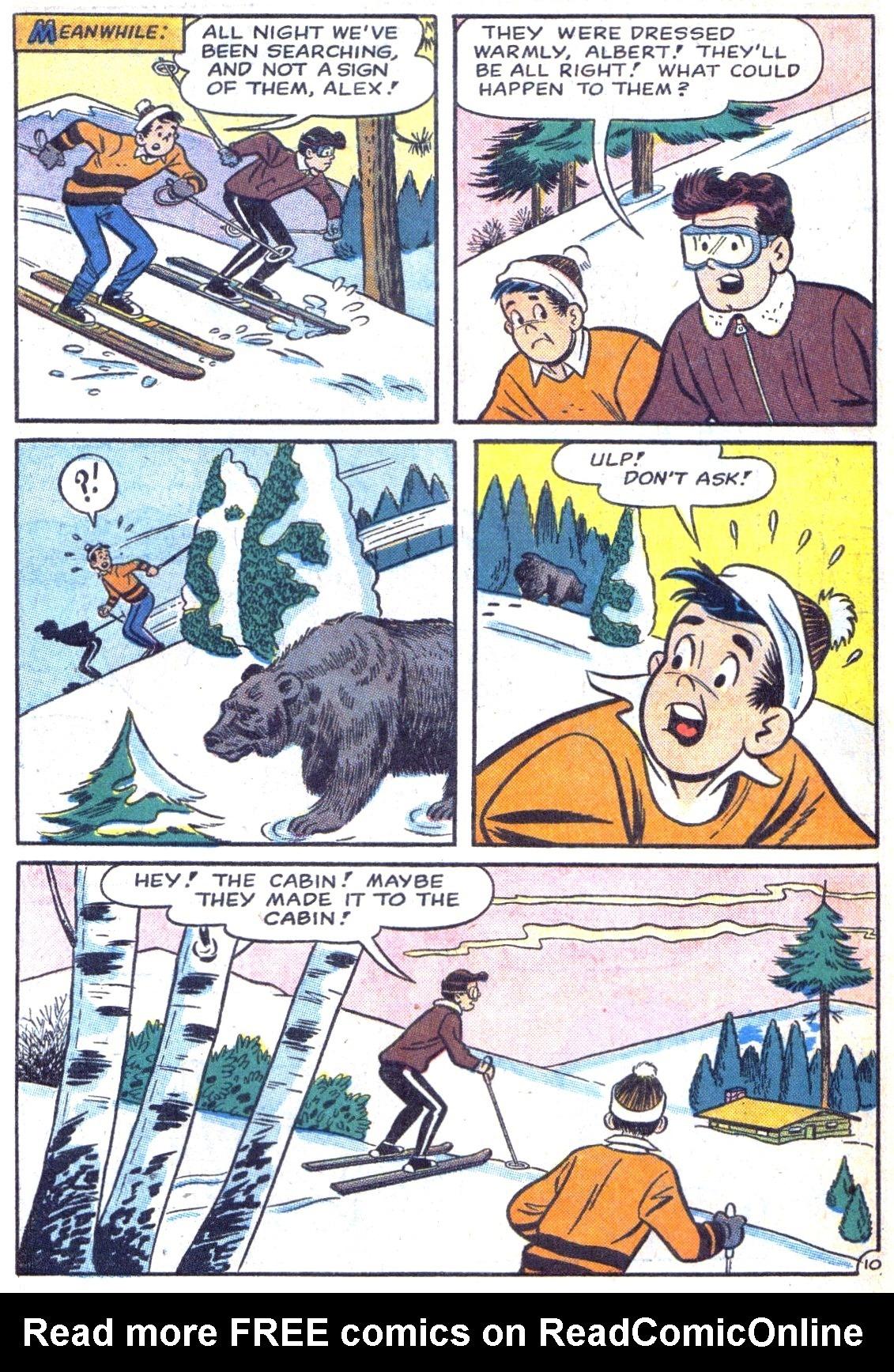Read online She's Josie comic -  Issue #11 - 14