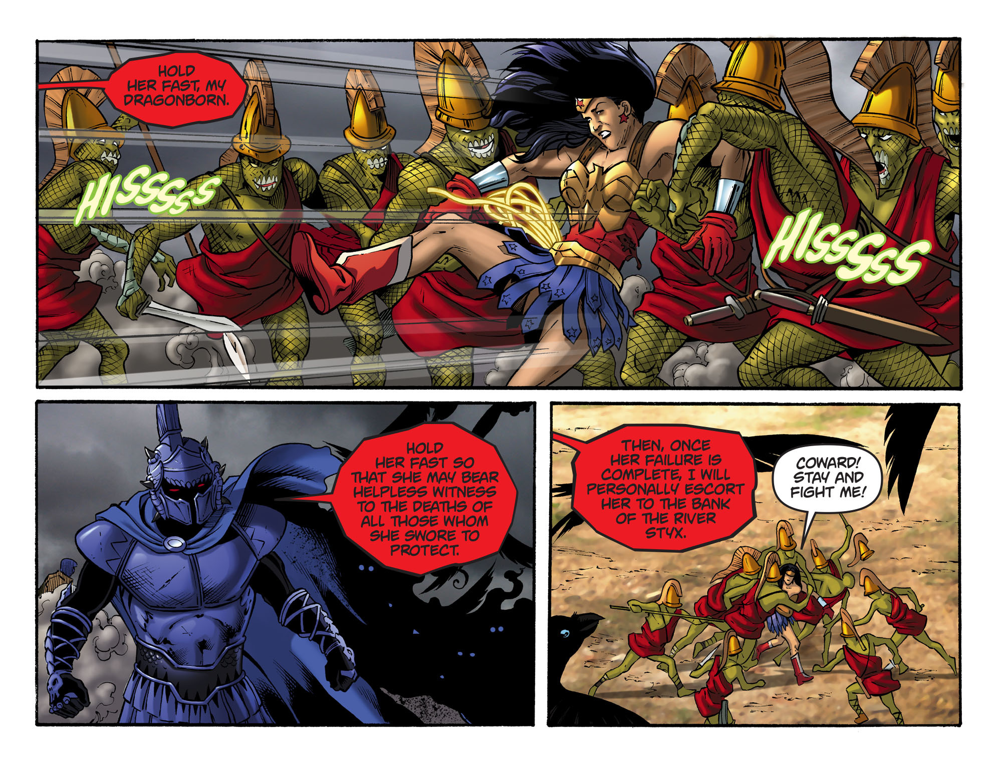Read online Sensation Comics Featuring Wonder Woman comic -  Issue #35 - 11