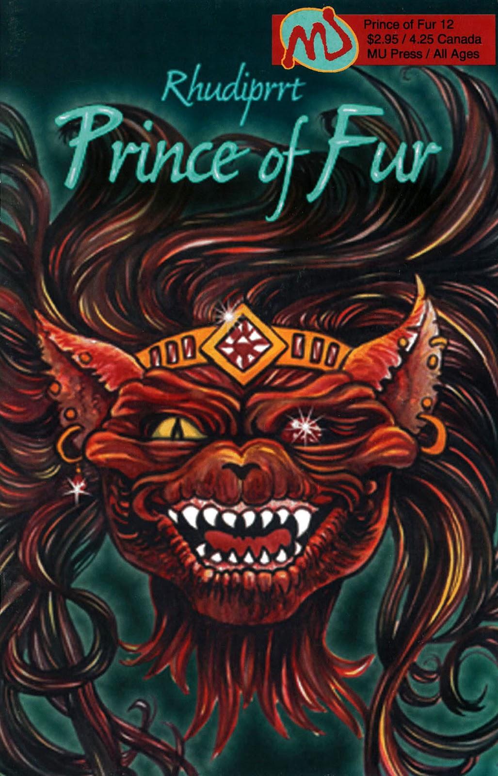 Rhudiprrt, Prince of Fur 12 Page 1